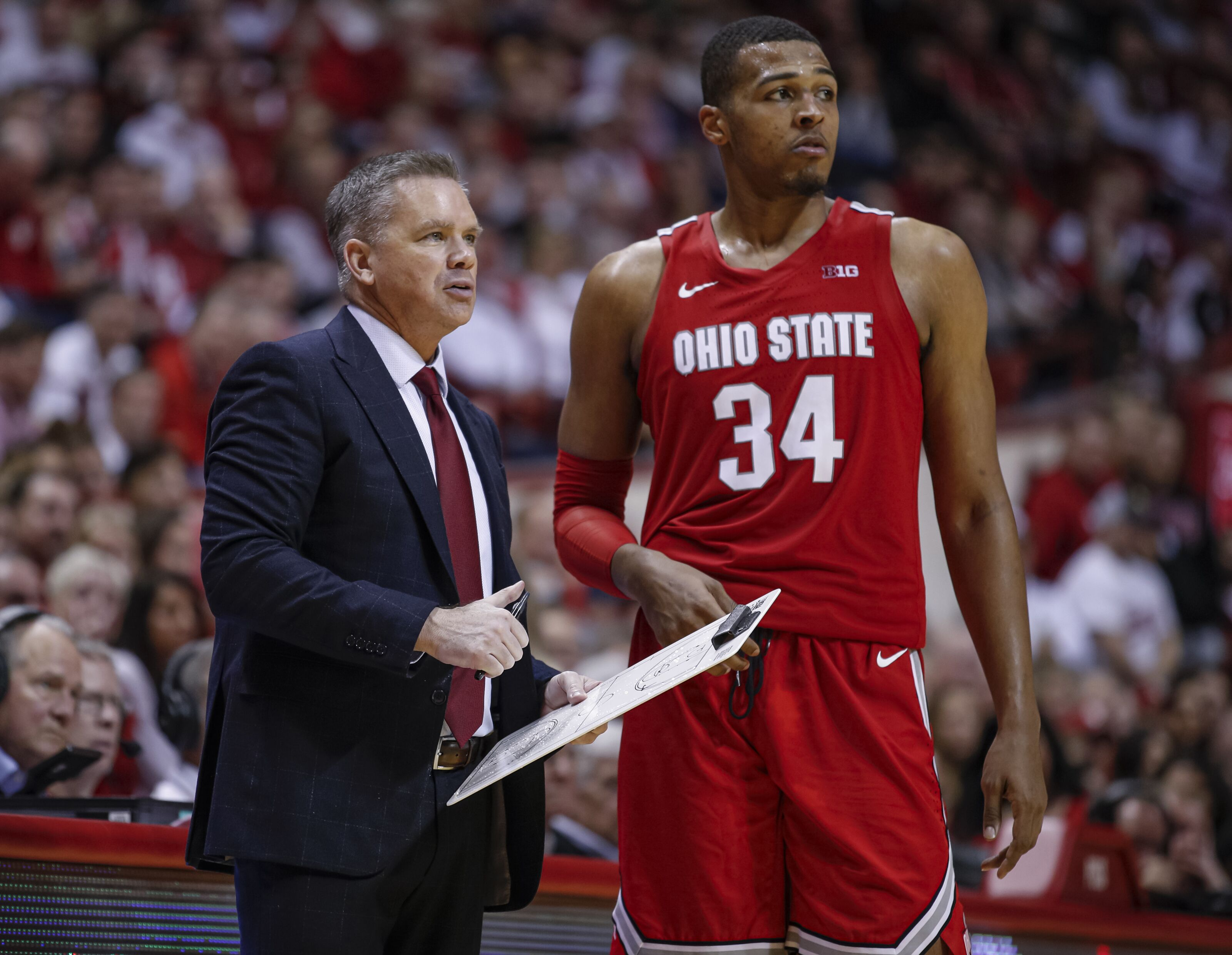 Ohio State Basketball: Buckeyes could miss out on tournament