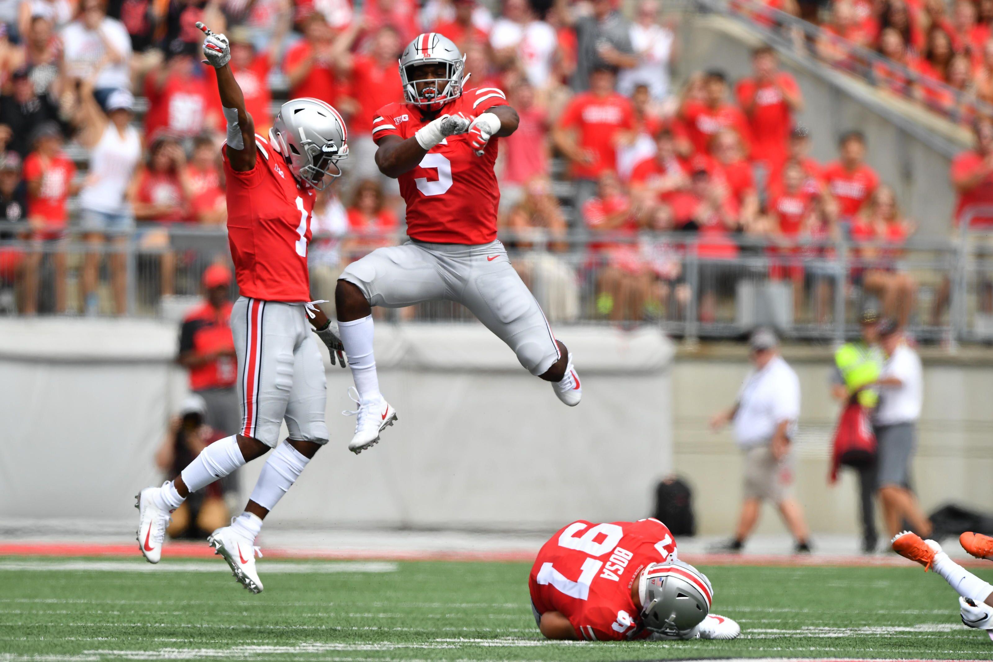 Ohio State Football: Linebackers improving under Al Washington