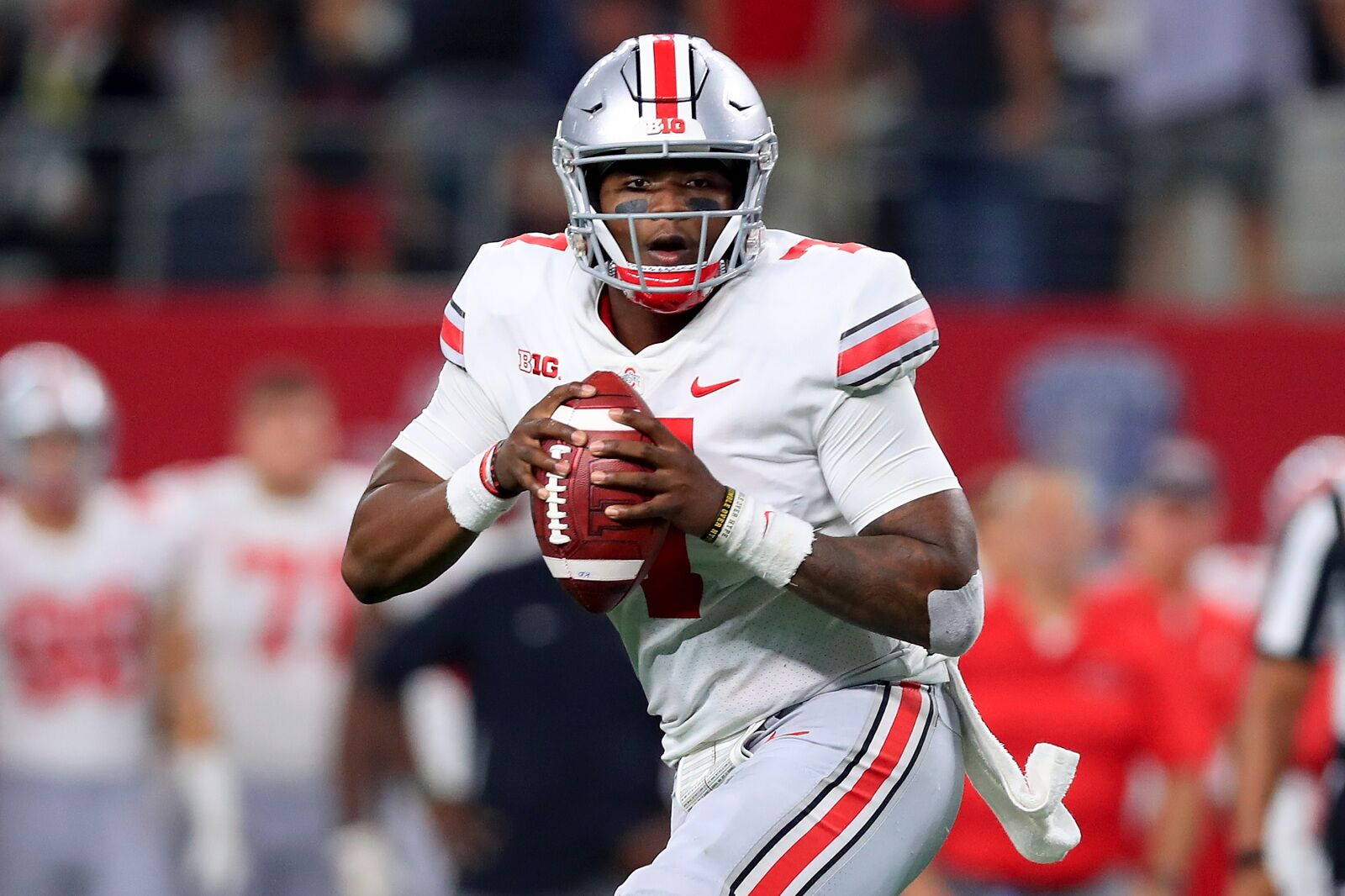 Ohio State Football: Dwayne Haskins not a u2018Locku2019 to be 2nd QB drafted