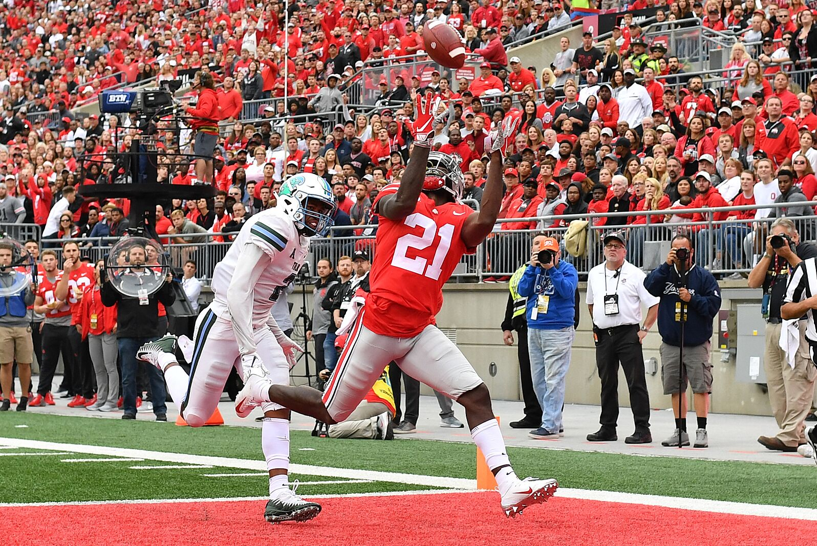 ohio state football takes from penn state experts on the big game