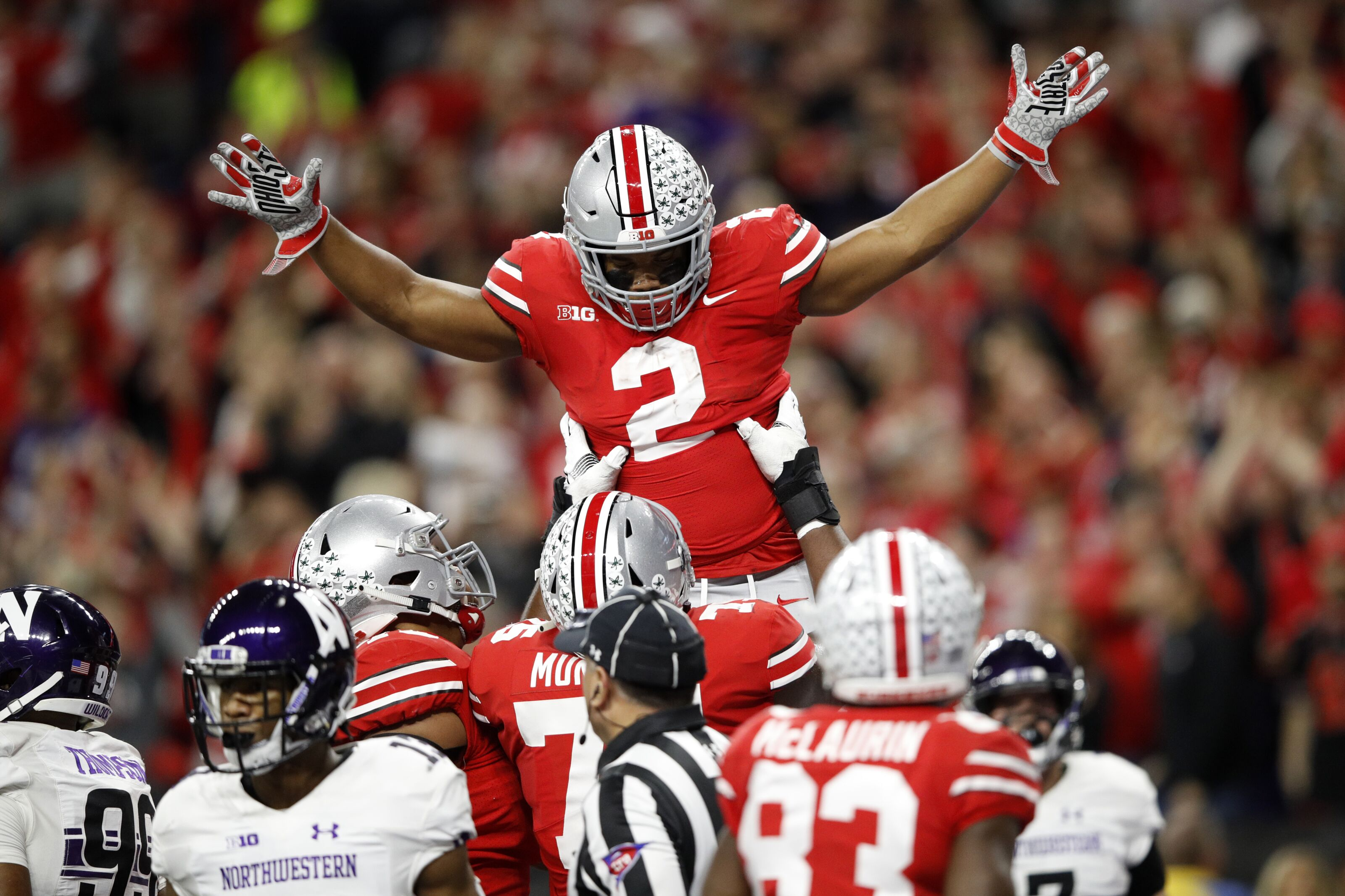 Ohio State Football: Buckeyes still strong, wrongfully underrated