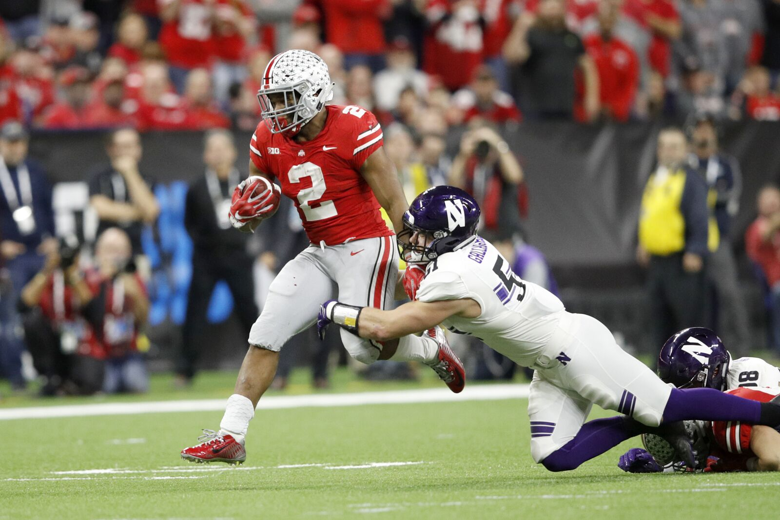 Ohio State Football: Expect Buckeye offense to be balanced like 2014
