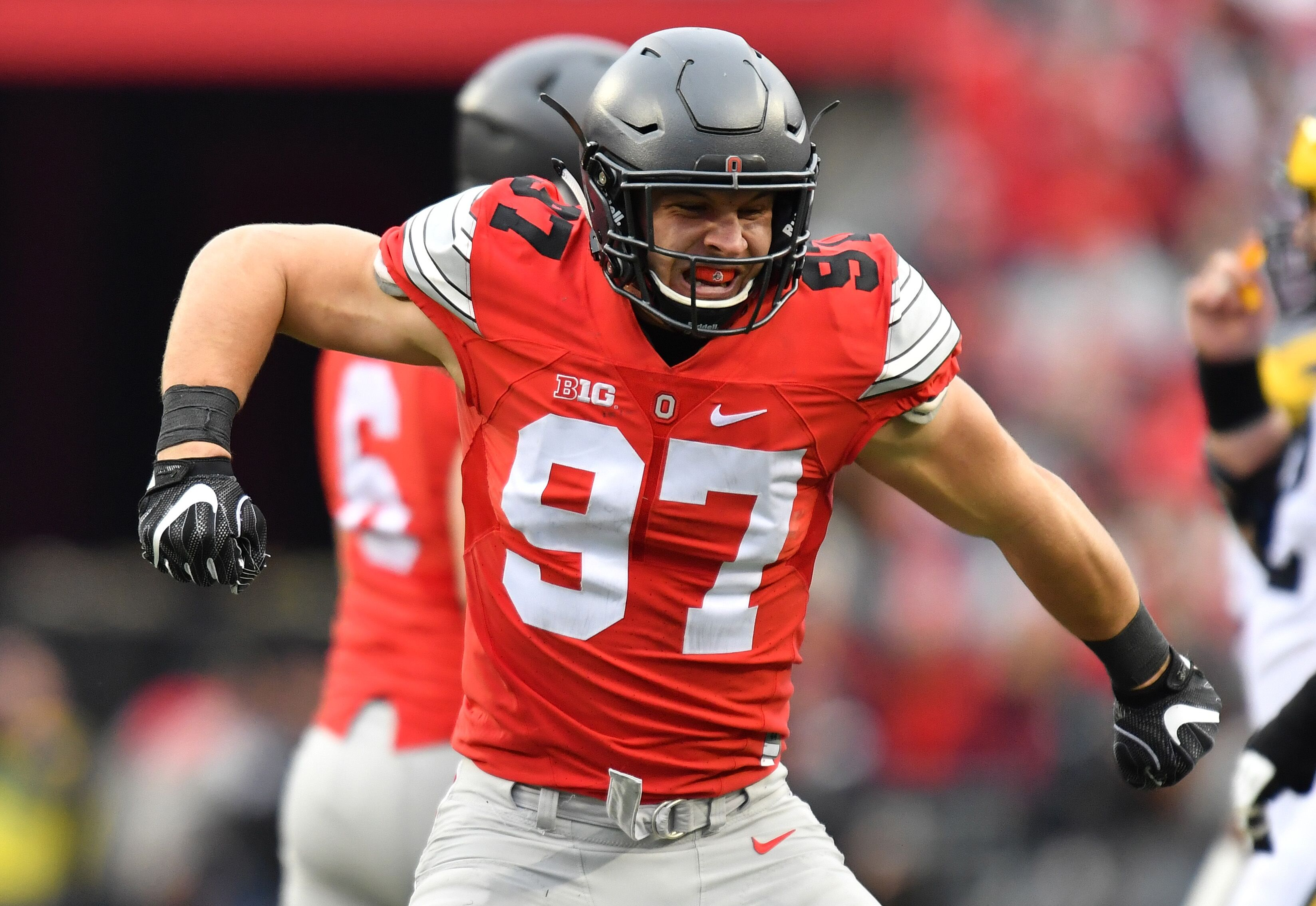 The Ohio State football team looked strong last Saturday b41e3046c