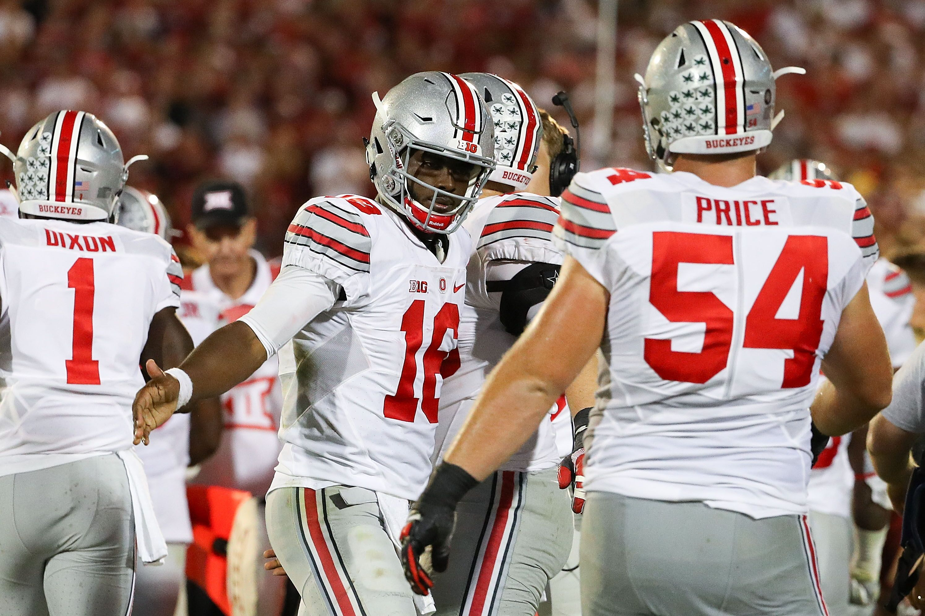 Ohio State Football: Off-Season Improvements in Spotlight Against Indiana