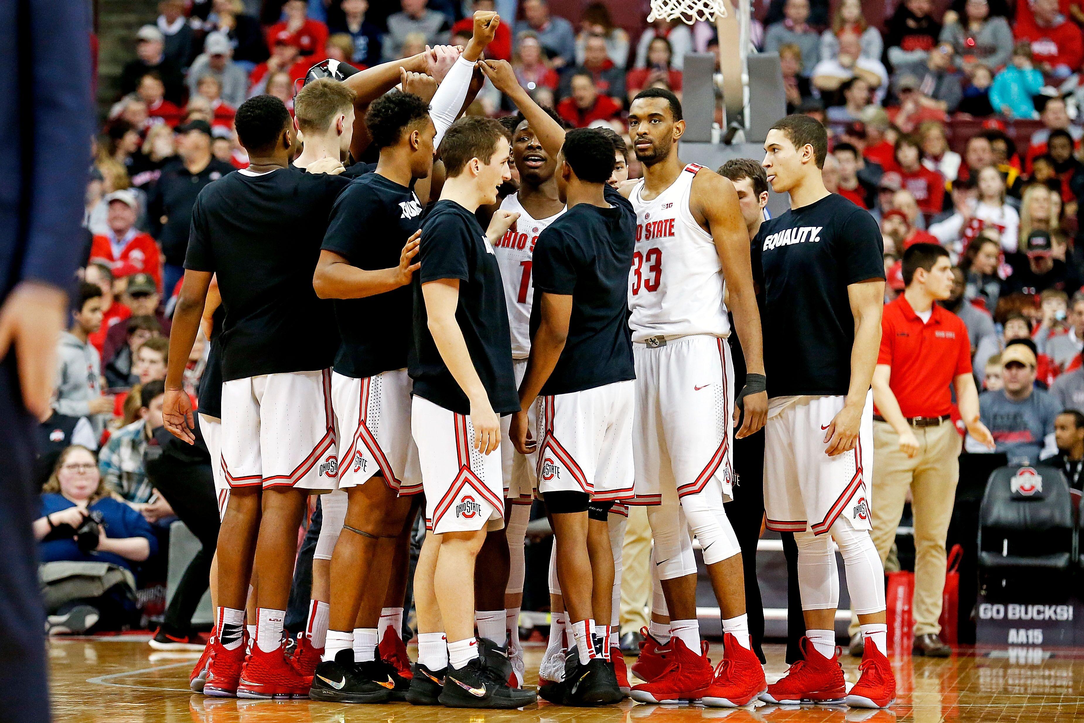 Ohio state basketball thad mattas blueprint for running a clean ohio state basketball thad mattas blueprint for running a clean program malvernweather Images