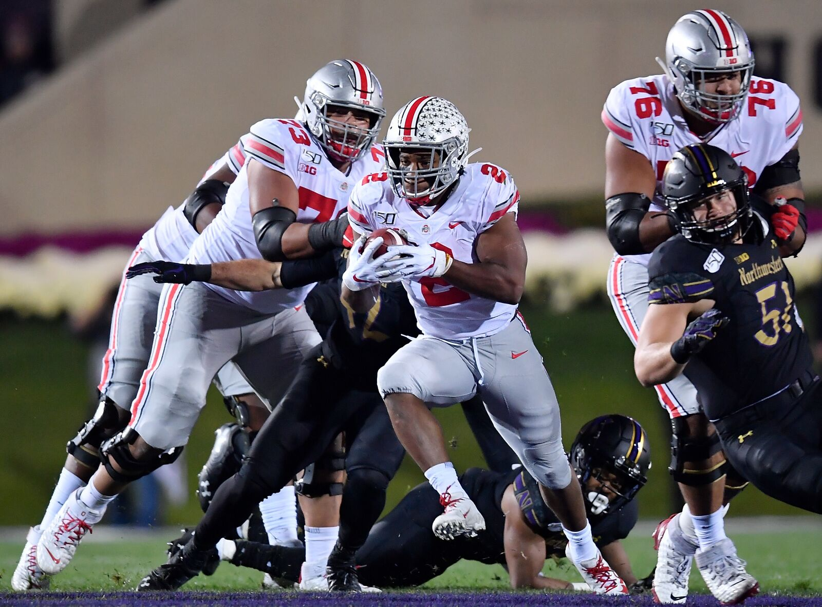 Ohio State Football: Dobbins could become Buckeyes' top career rusher