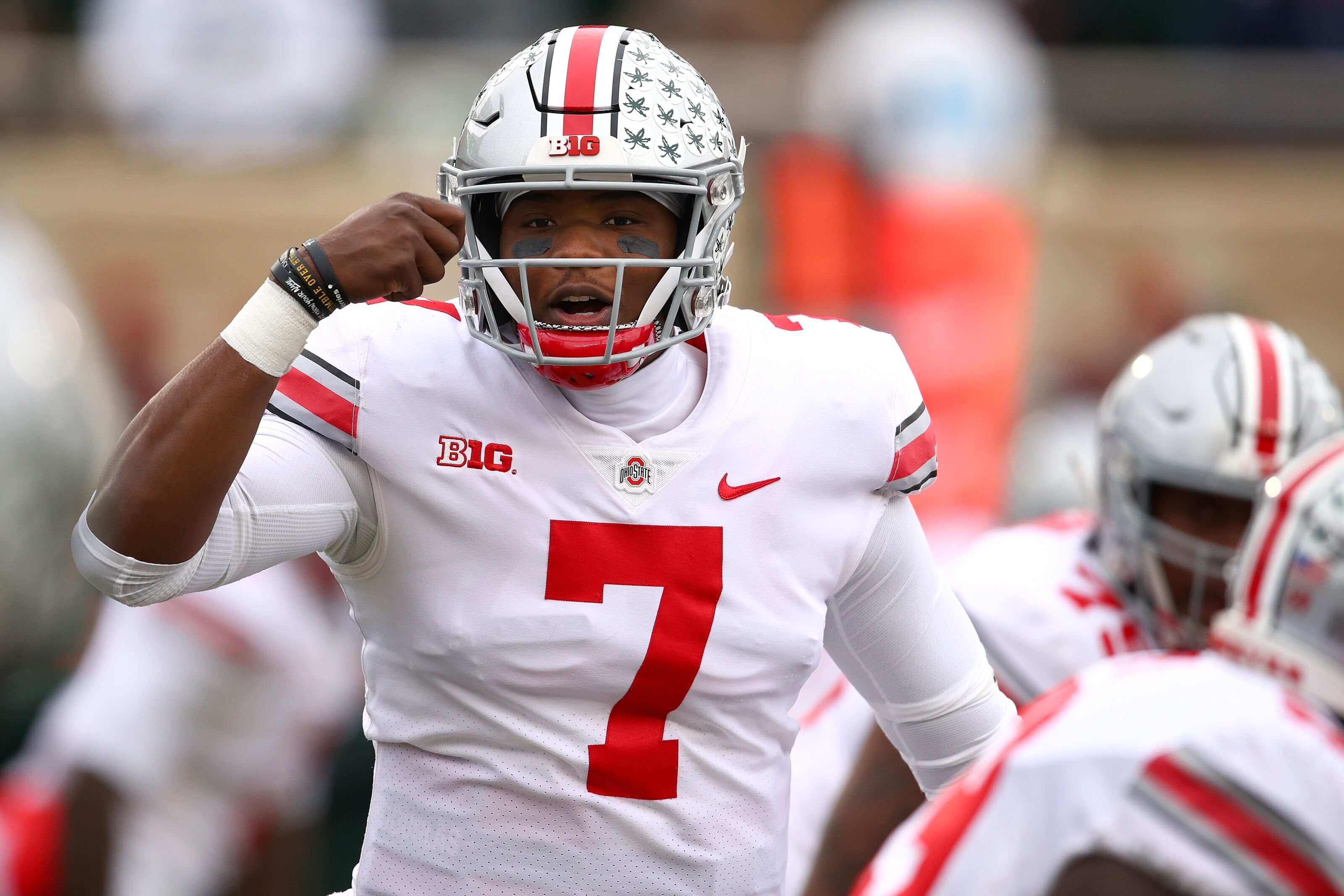 the latest 9a3cc b6456 Ohio State Football: Redskins got a 'bargain' by drafting ...