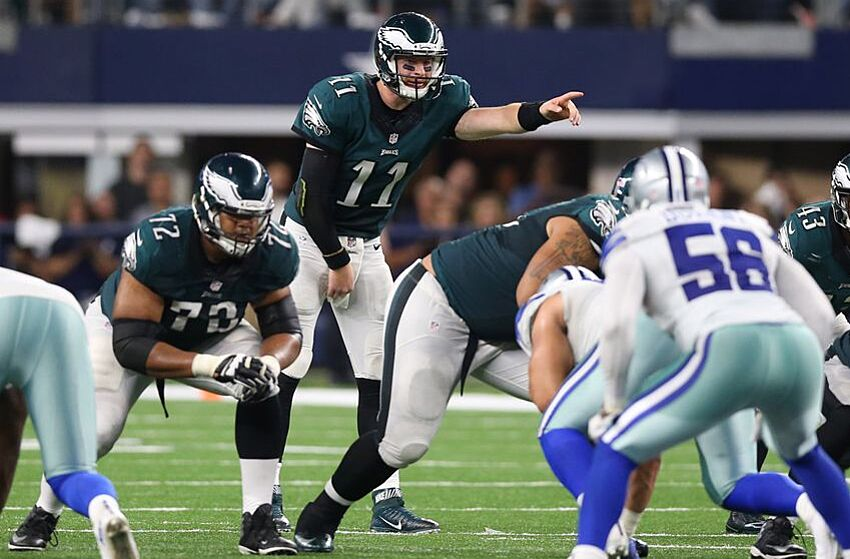 8f3d453e Philadelphia Eagles vs. Dallas Cowboys Semi-Coherent Preview