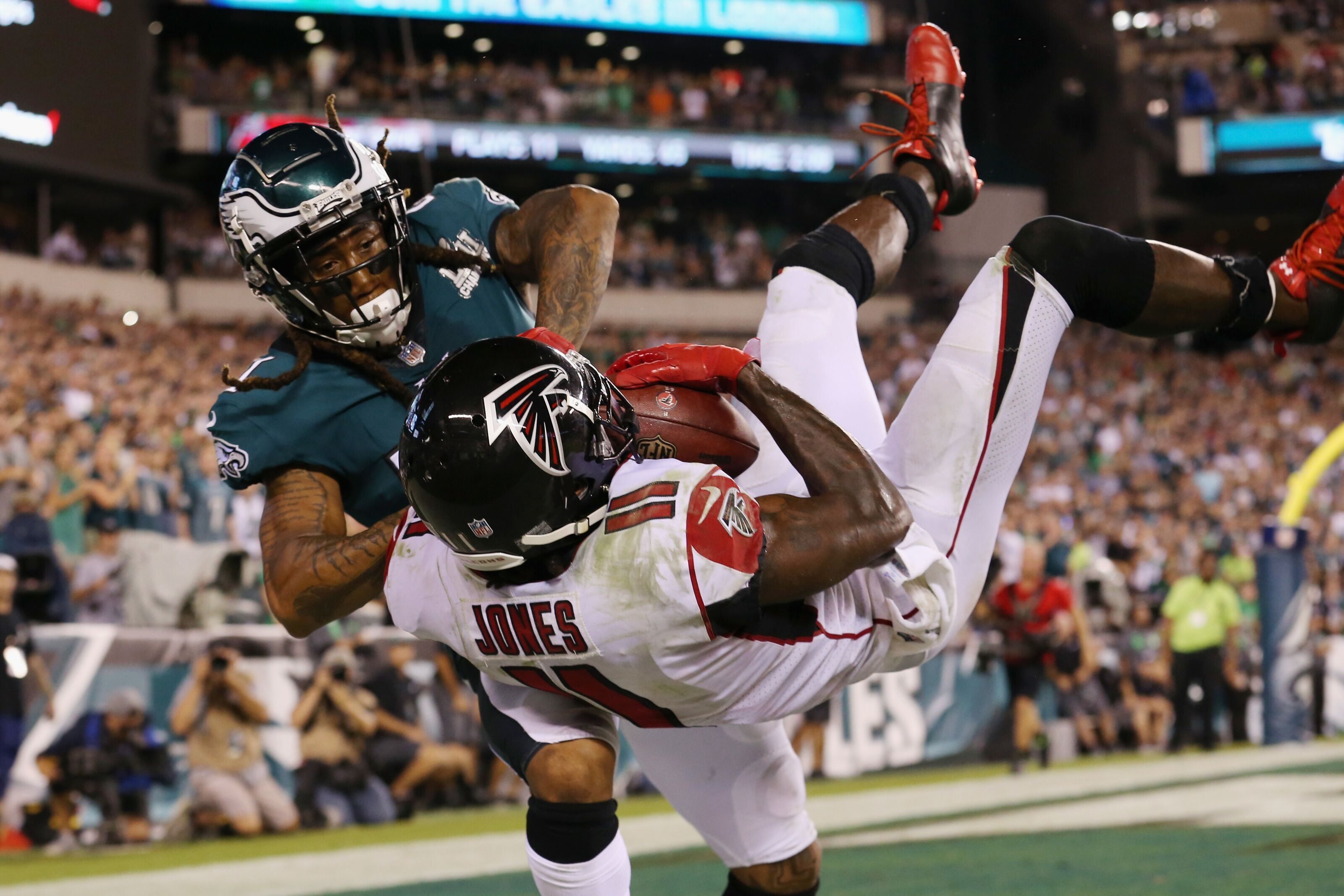 a21daa07c37 Philadelphia Eagles: Re-signing Ronald Darby just makes sense