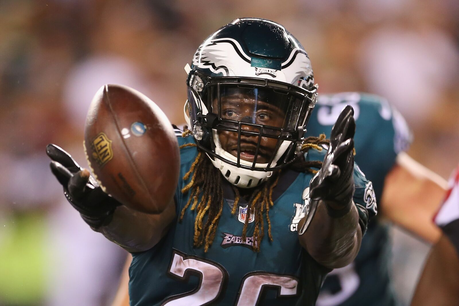 b14844b6 Philadelphia Eagles: What's going on with Jay Ajayi?