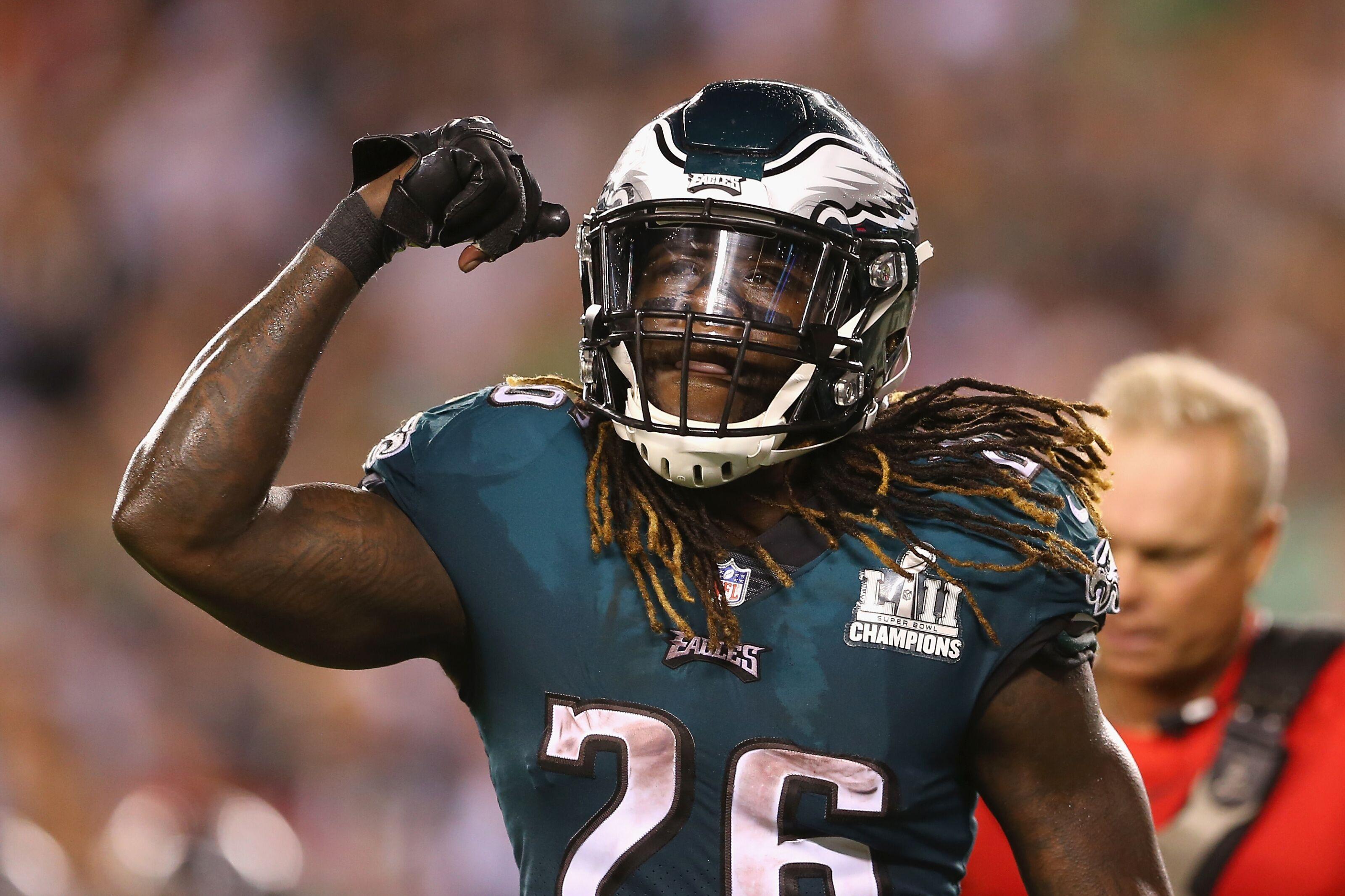 Philadelphia Eagles Trade Rumors Running Back Following