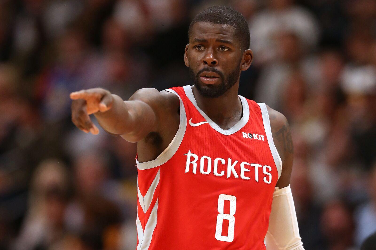Philadelphia 76ers: Elton Brand robbed the Rockets of James Ennis