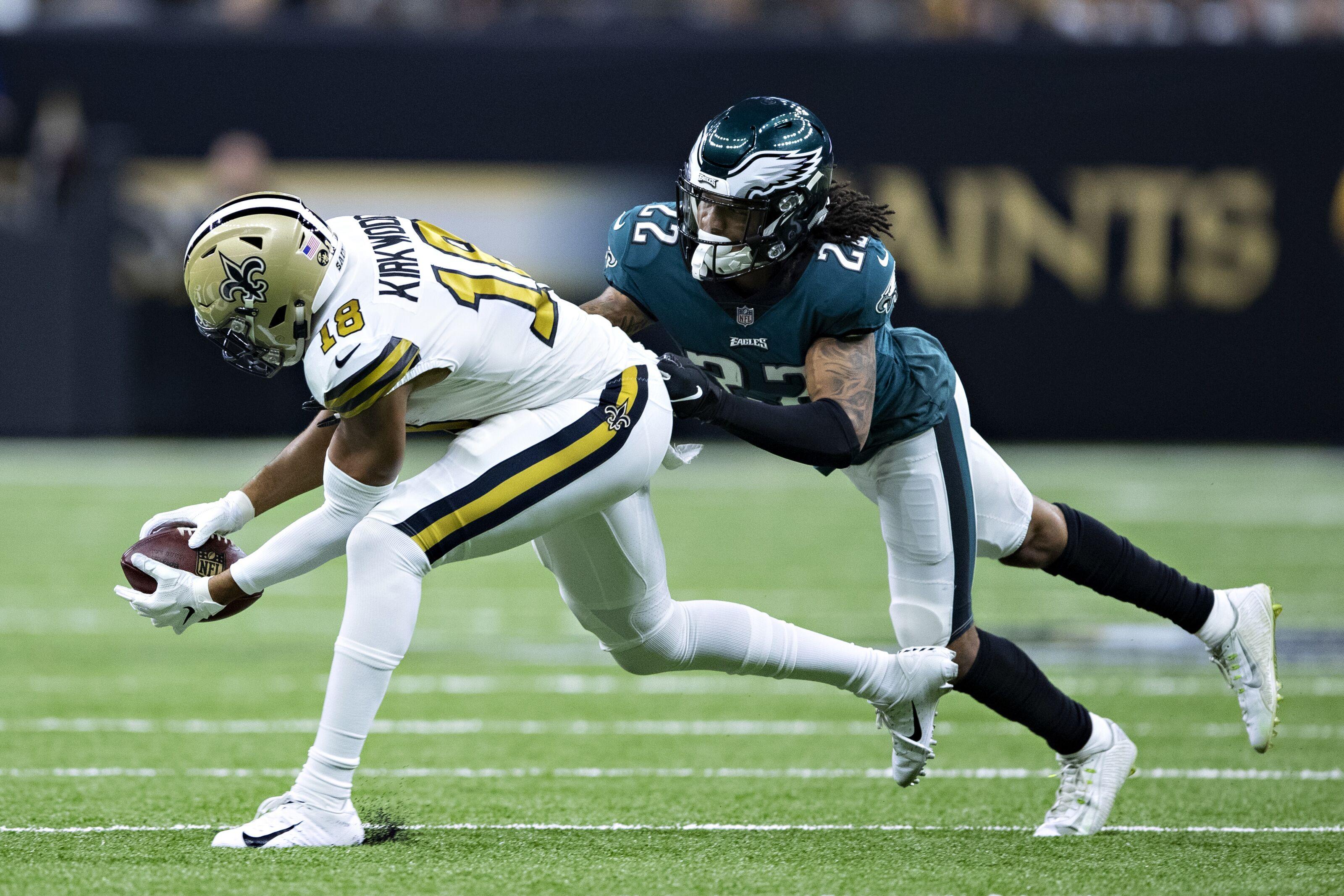 3b590c7398b Philadelphia Eagles: What to make of Sidney Jones
