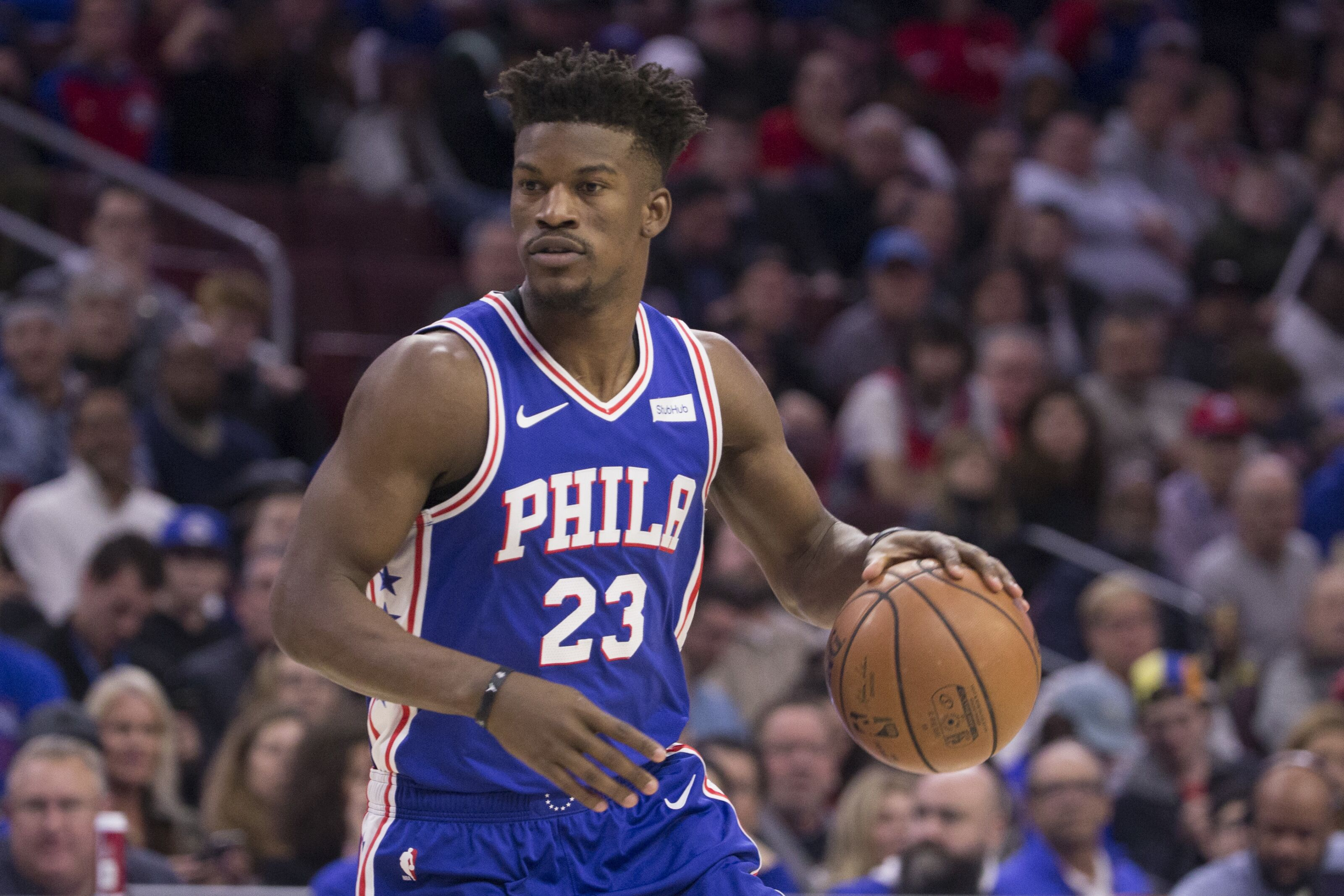 sports shoes 74e21 efad4 Philadelphia 76ers: It's time to trade Jimmy Butler Now