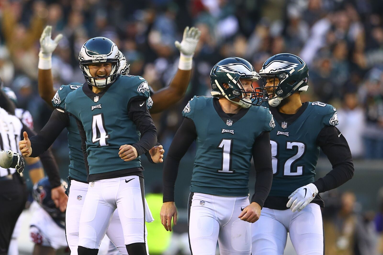 56b91741b The Philadelphia Eagles are set on special teams for the first time in years