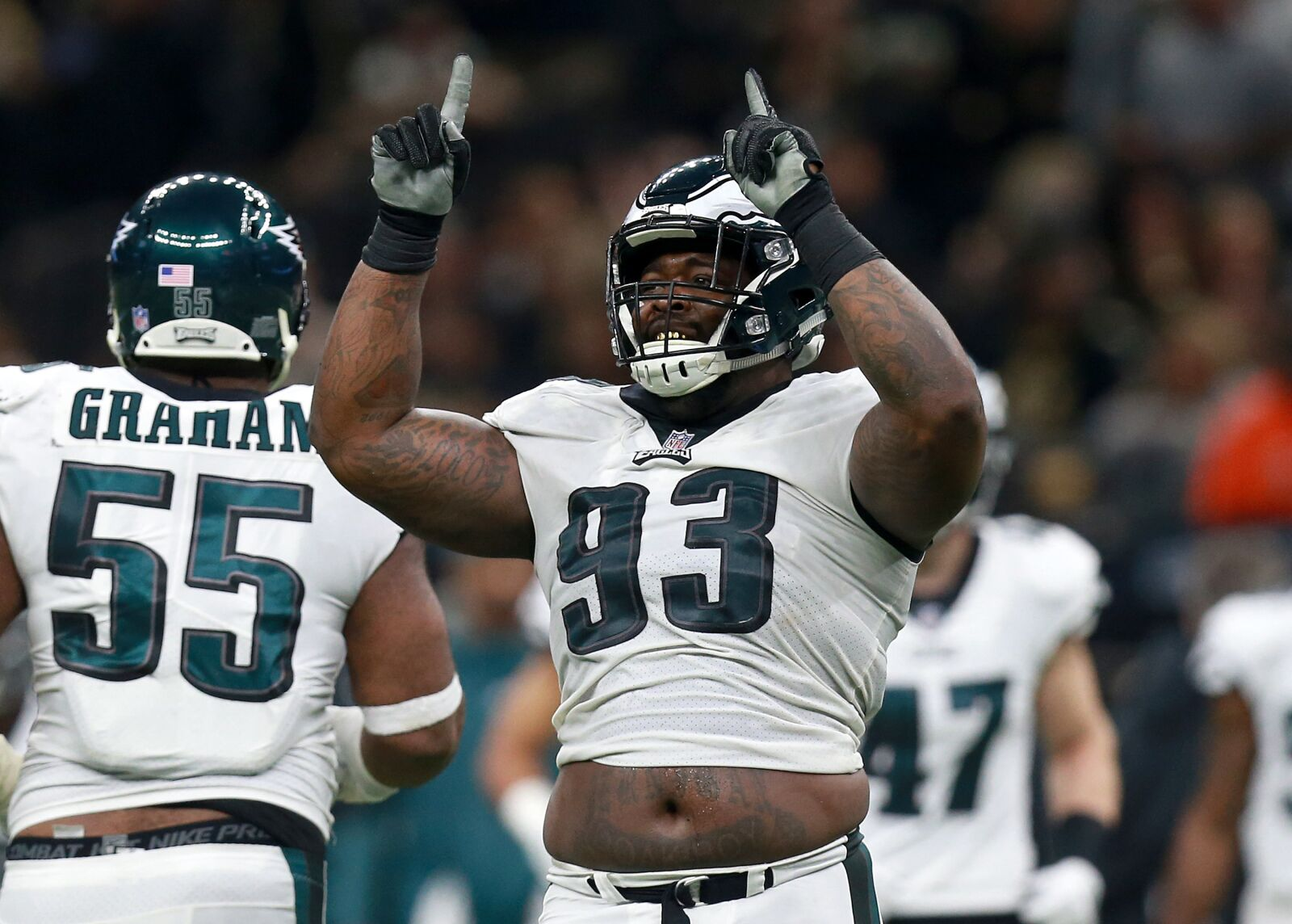 newest 5b88a a3b37 Philadelphia Eagles: Timmy Jernigan could play himself right ...