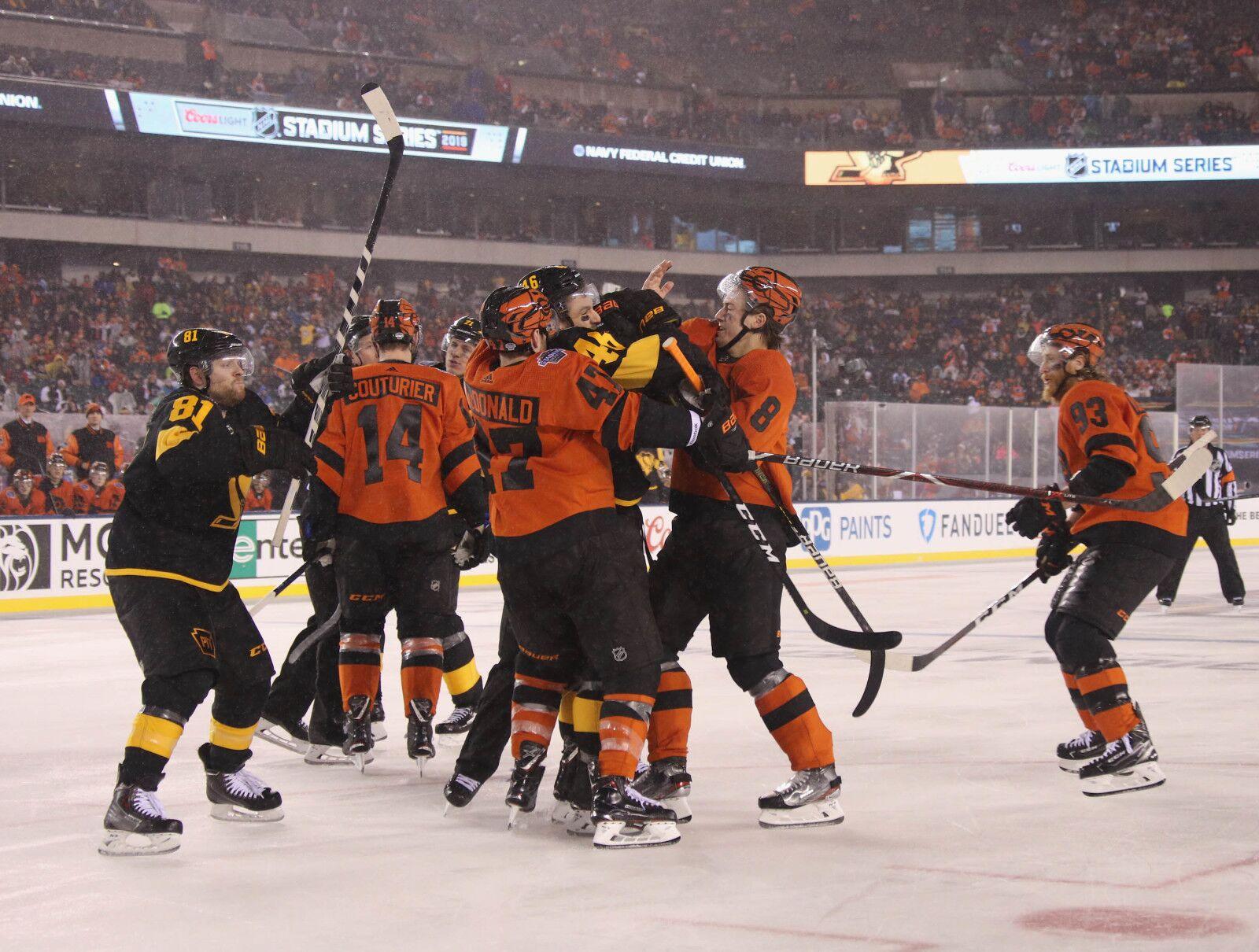 online retailer c9f1b b2b21 Philadelphia Flyers: Stadium Series overtime win was amazing ...