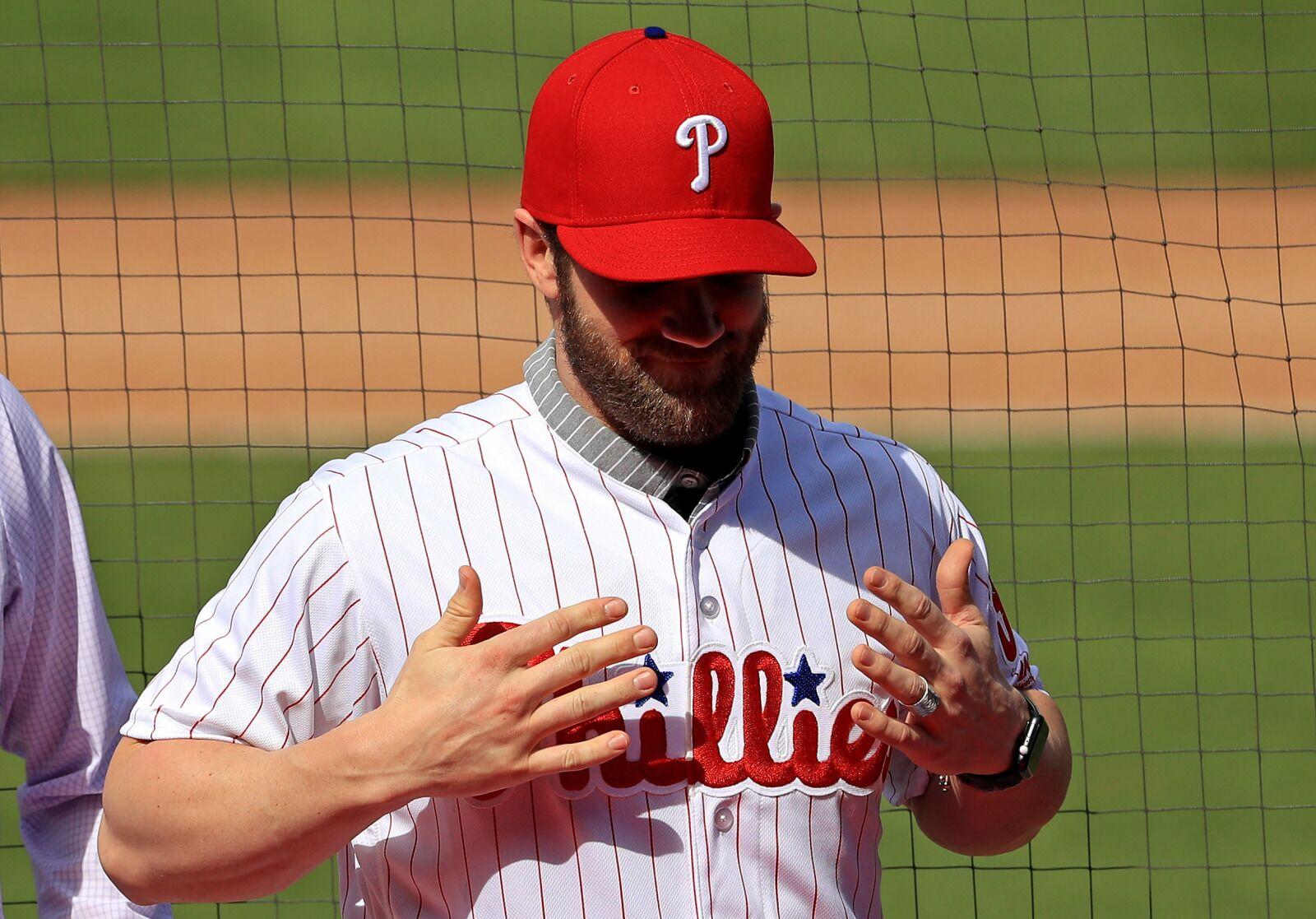 76c7a6bc9dc Philadelphia Phillies: Bryce Harper sets Fanatics jersey sales record