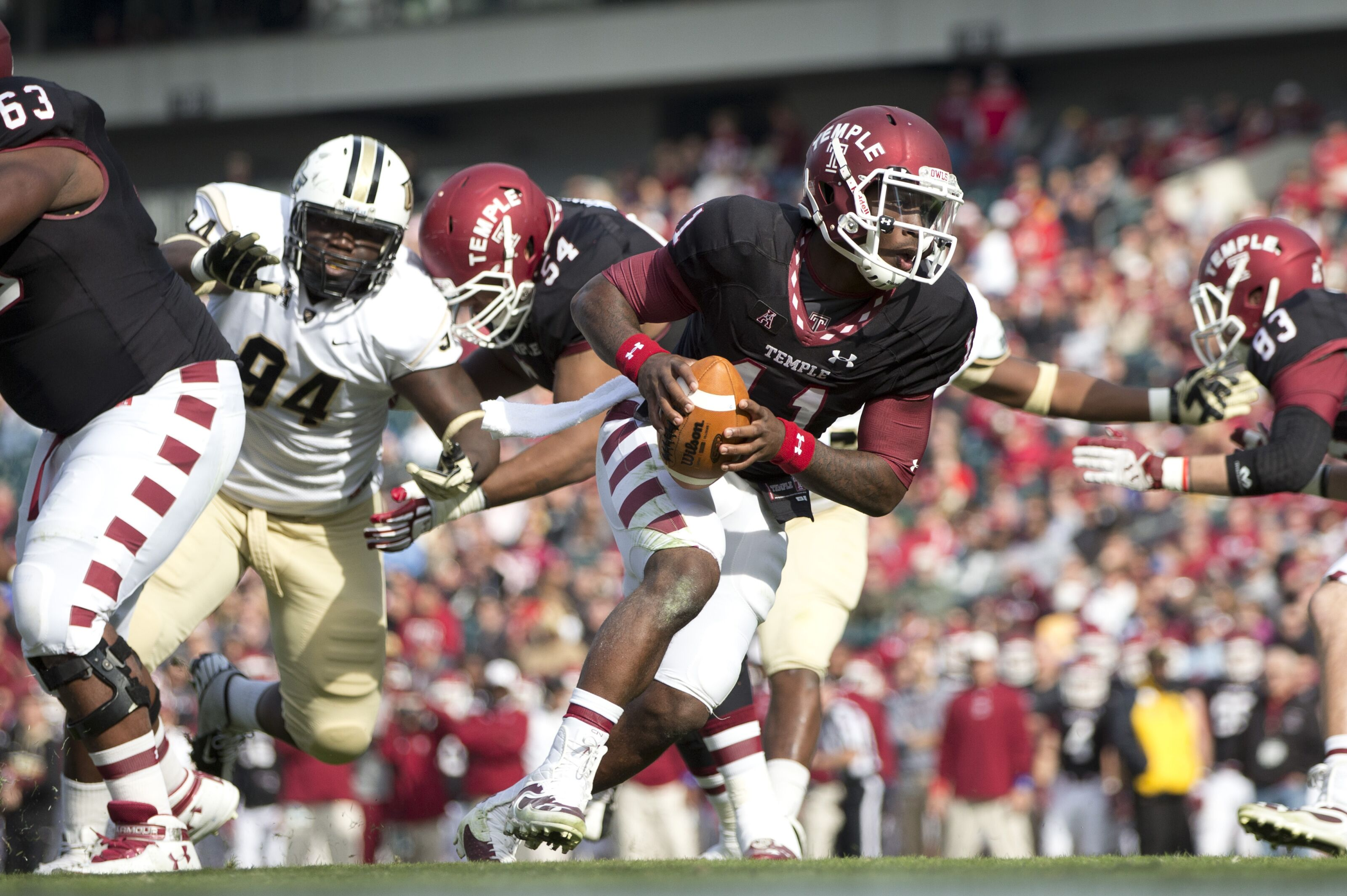 The Temple Football Owls to tango with ninth-ranked UCF ae0b1aa64