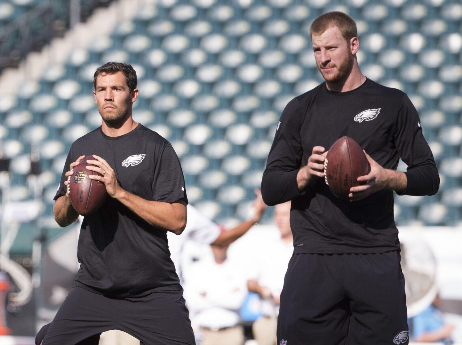 29fa6ee1 Philadelphia Eagles: Is Sam Bradford the next Nick Foles?