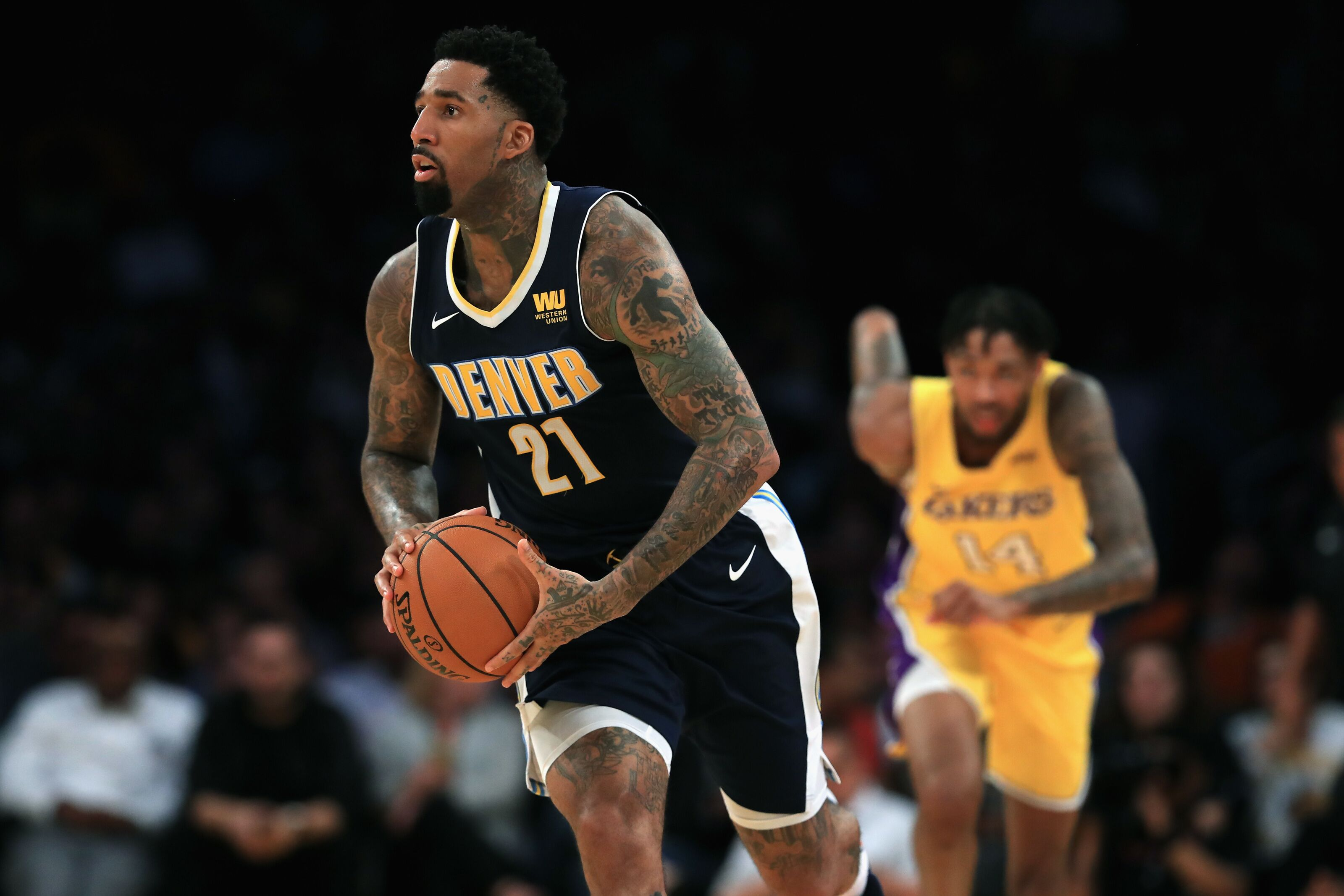 a210b985d87 Philadelphia 76ers acquire Wilson Chandler, future second from Nuggets