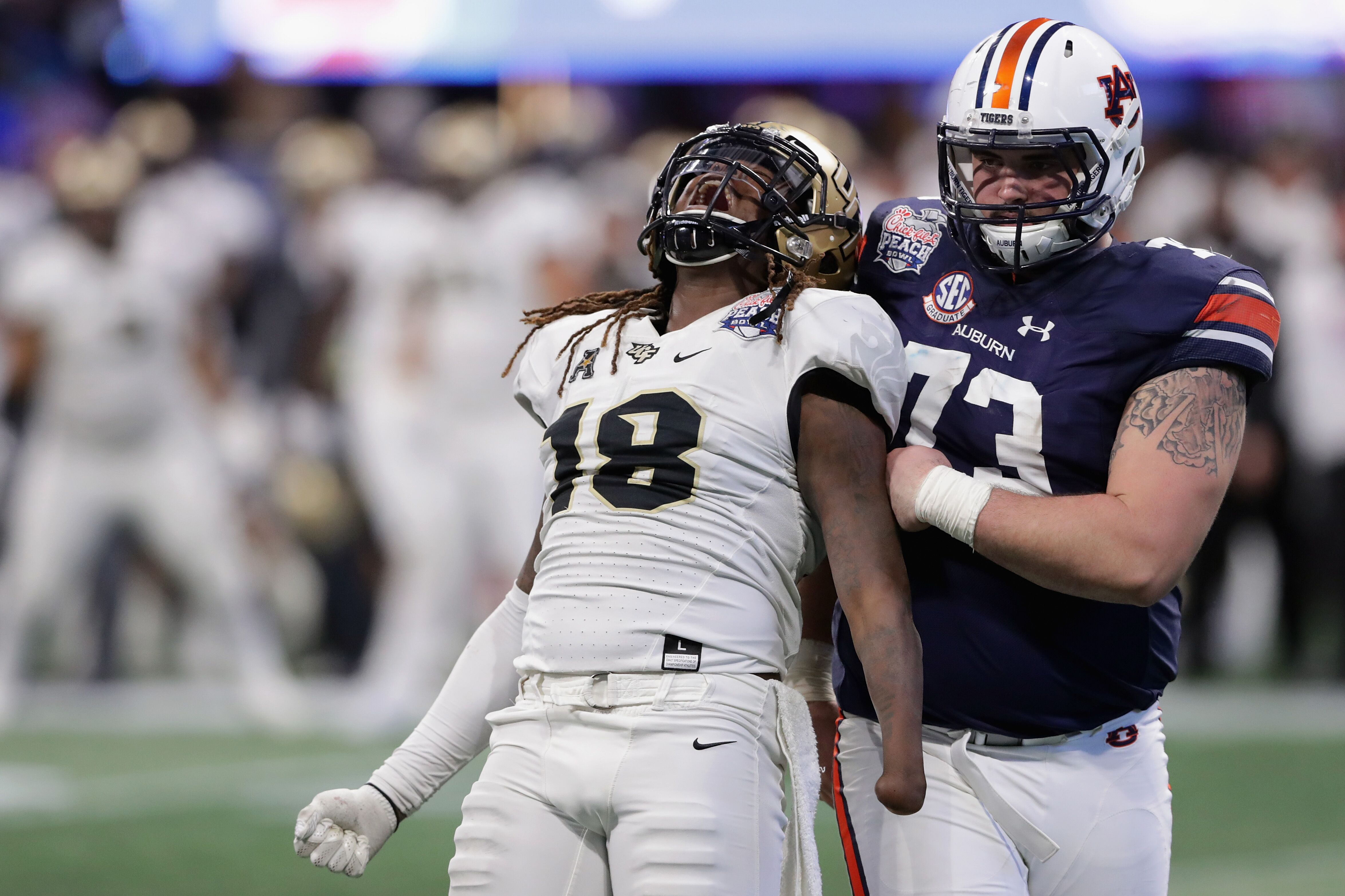f4004824 Philadelphia Eagles: Shaquem Griffin is a Senior Bowl player to watch
