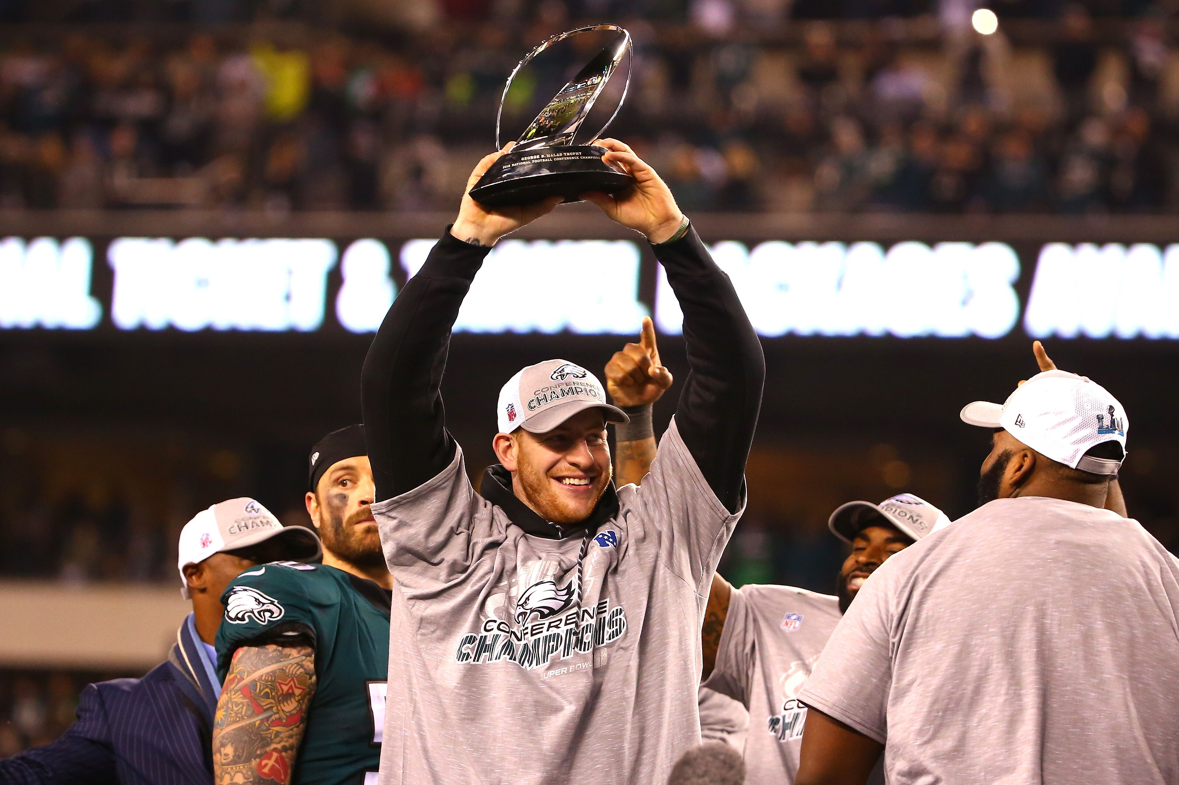 0fa8ae0f261 Philadelphia Eagles  Super Bowl LII win would mean so much to many