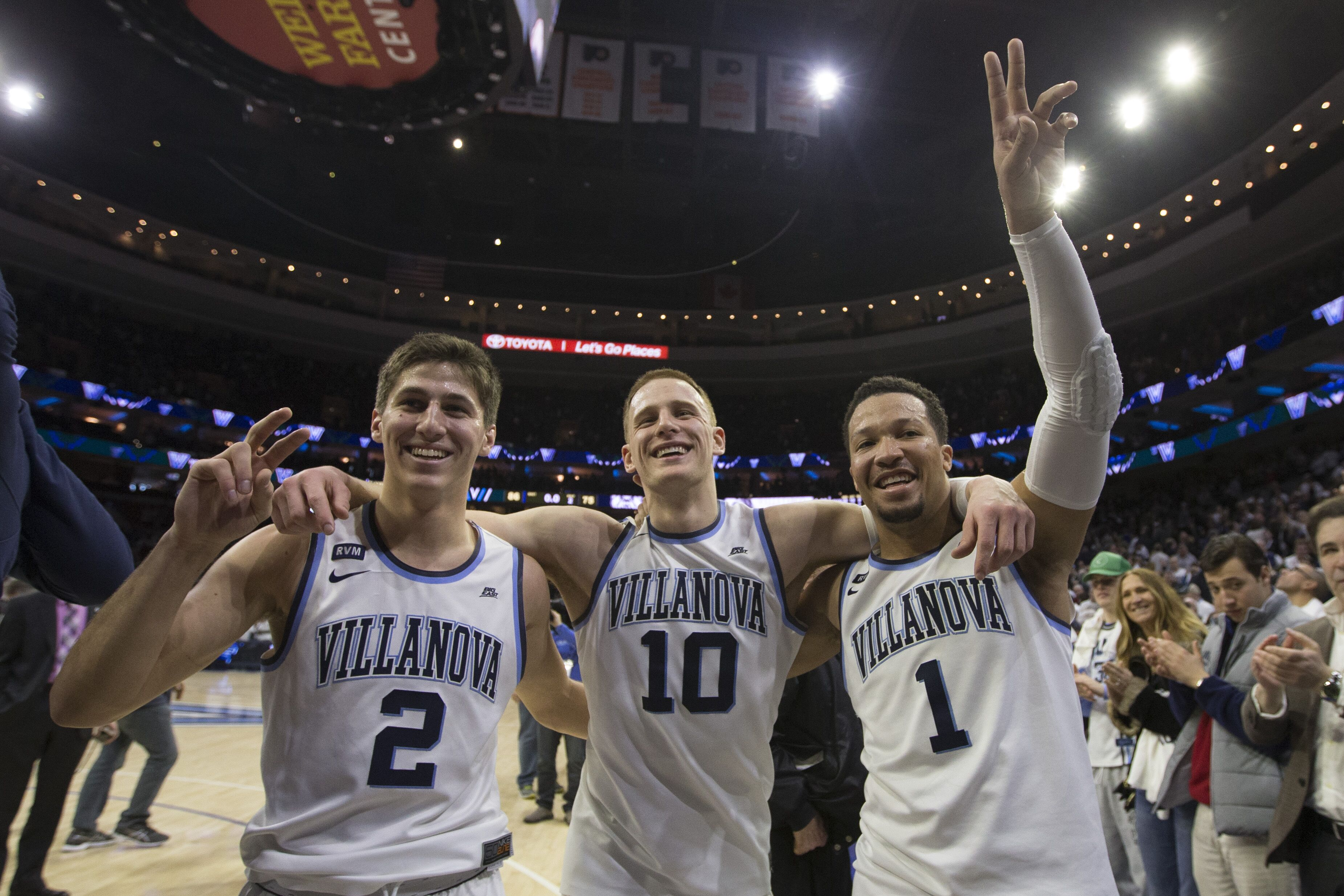 Villanova Basketball: The Wildcats bounces back against Butler
