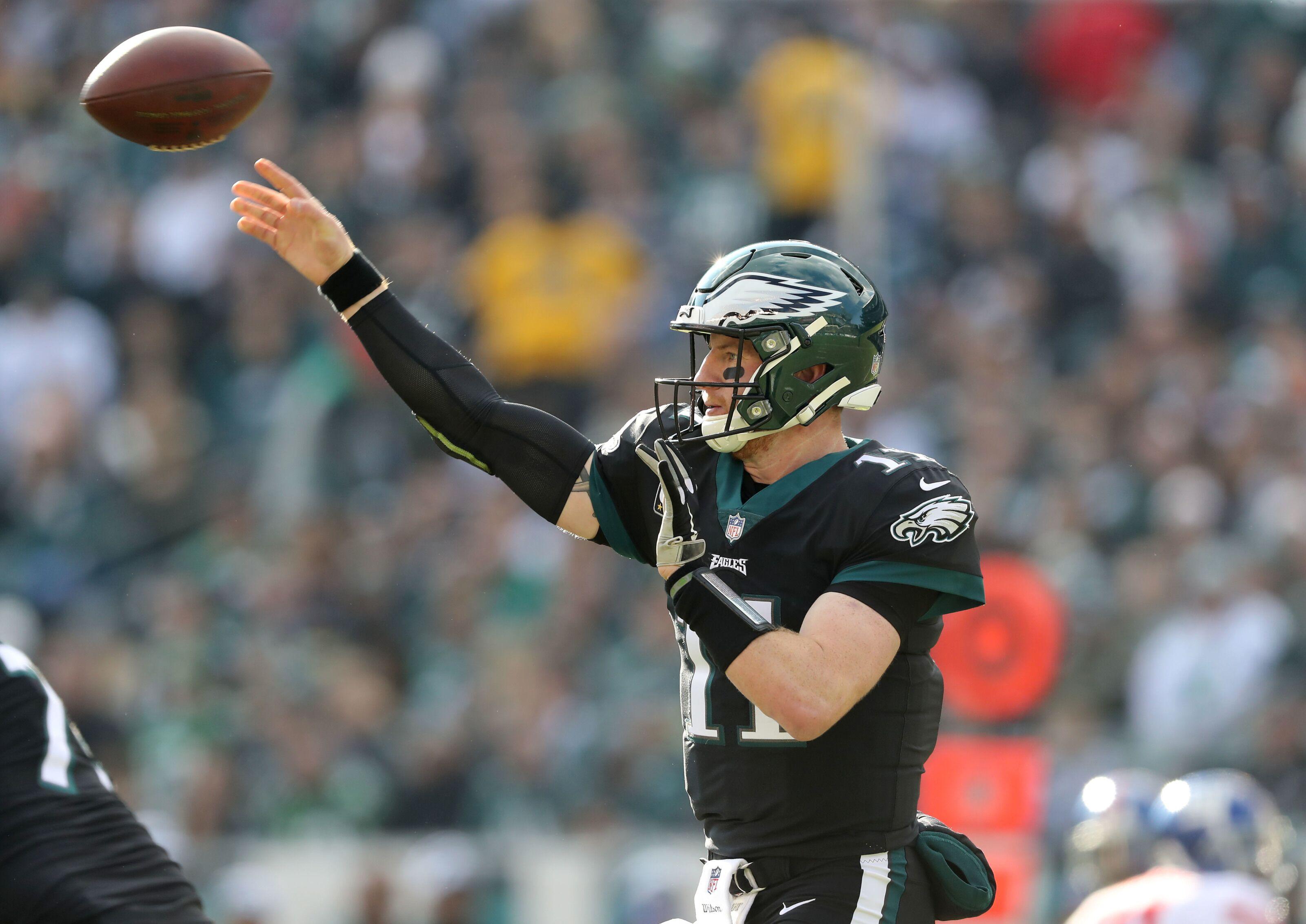 1a5edb9090d Philadelphia Eagles: Carson Wentz extension shows confidence from team