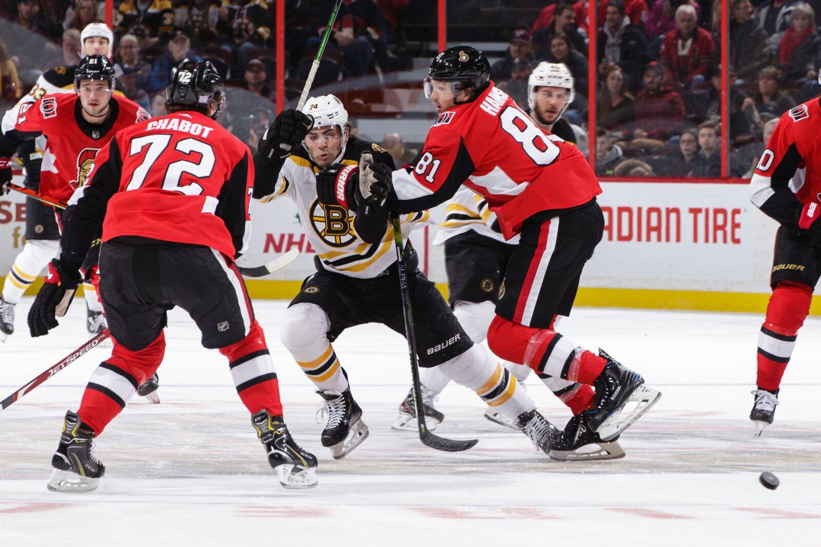 Game Preview: Senators vs Bruins