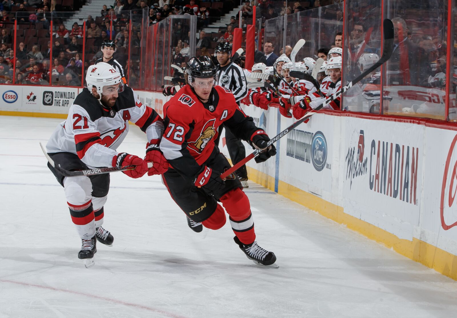 Game Preview: Ottawa Senators host New Jersey Devils