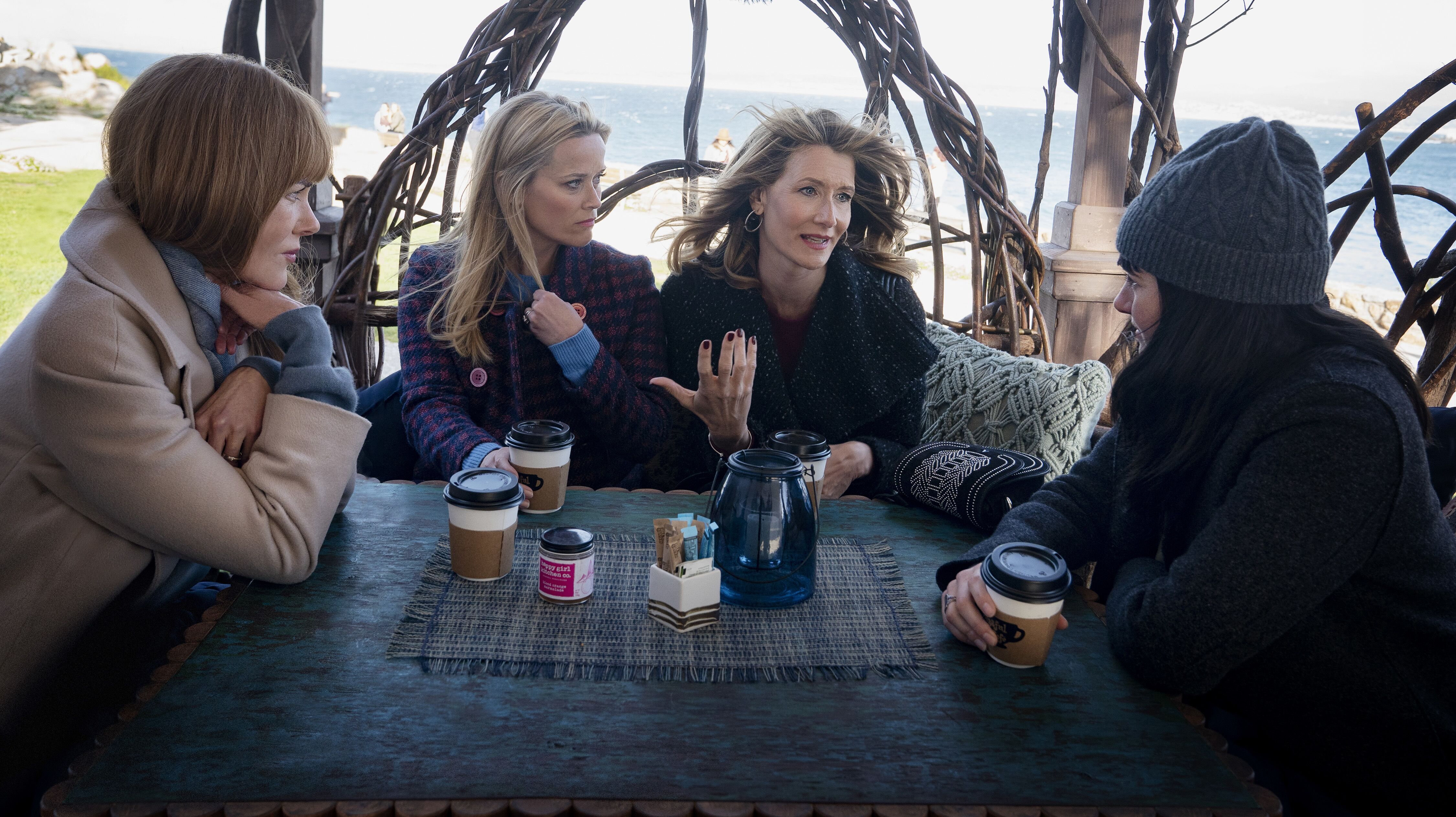 Big Little Lies: 2.5 million people watched the premiere