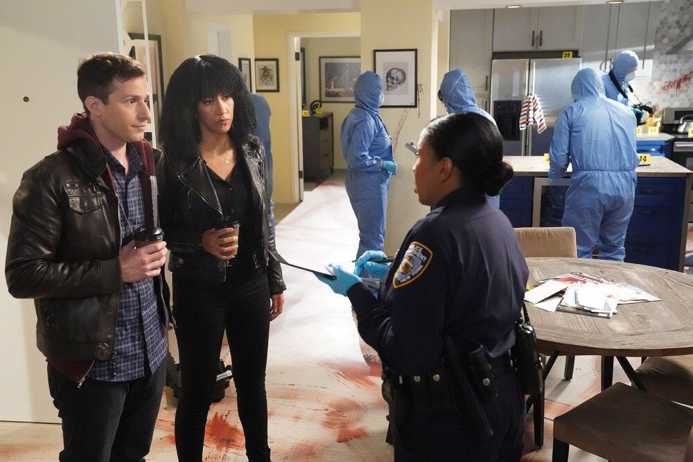 Brooklyn Nine-Nine season 6, episode 6 recap: The Crime Scene