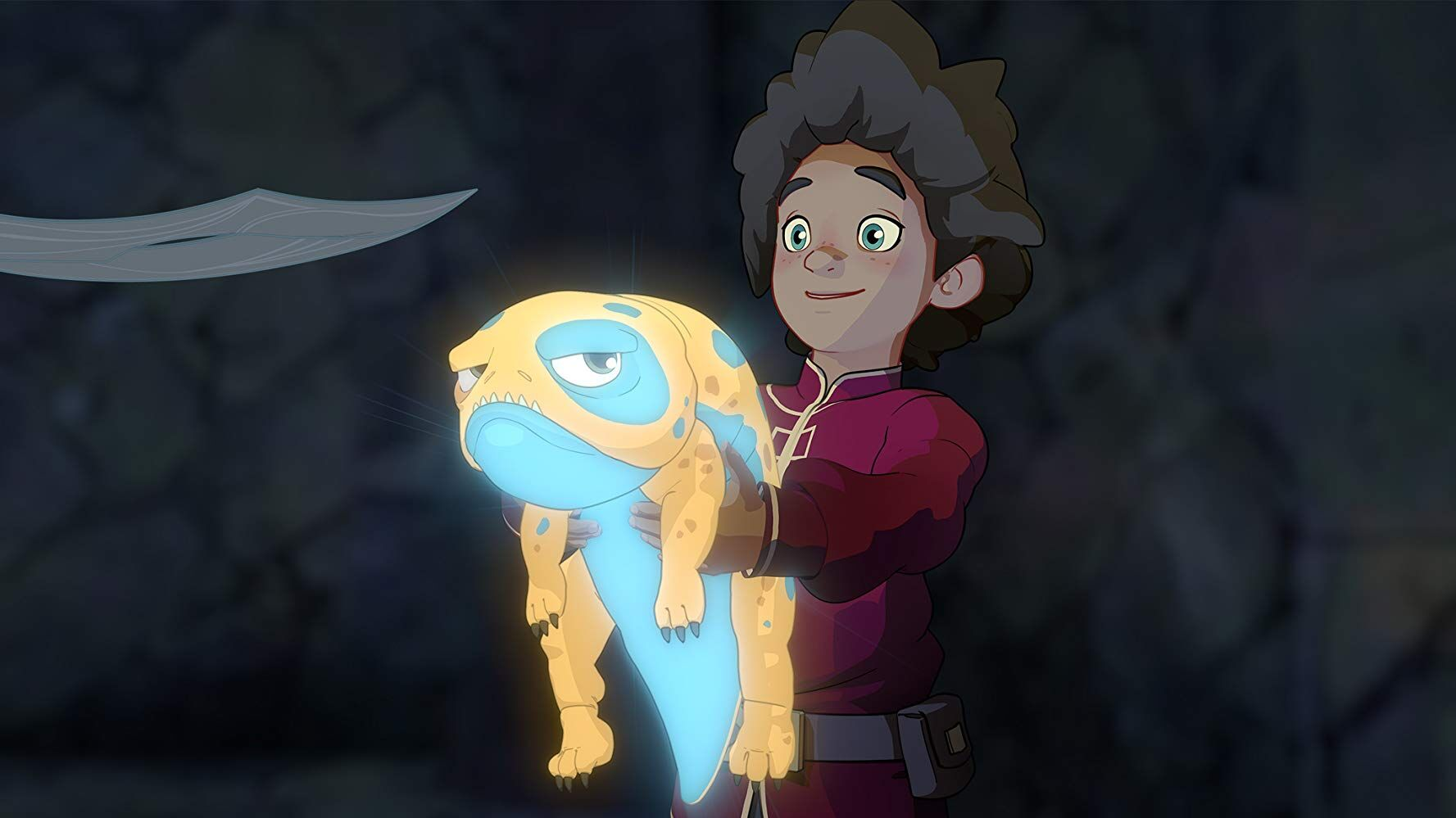 Dragon Prince: The Dragon Prince Netflix Review: It's Not Avatar, But It