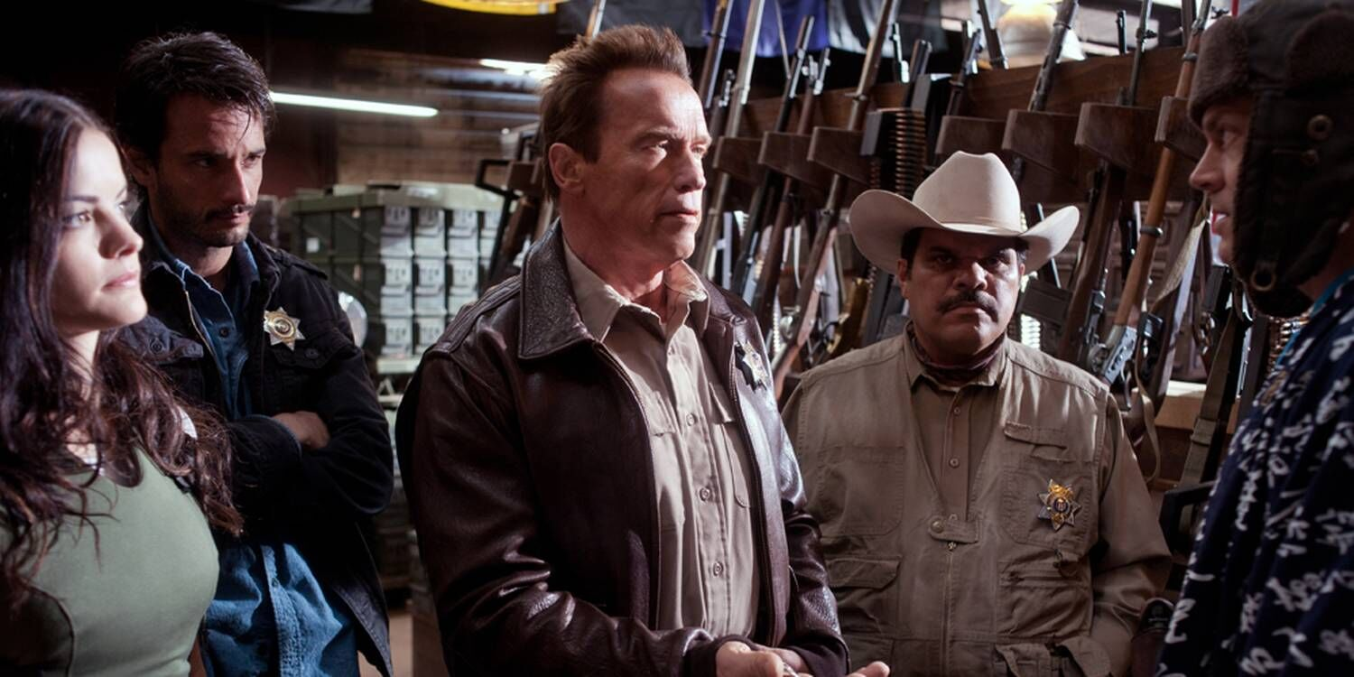 Arnold Schwarzenegger wants to be a cowboy for Amazon Prime