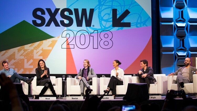 The women of HBO's Westworld talk female empowerment at SXSW
