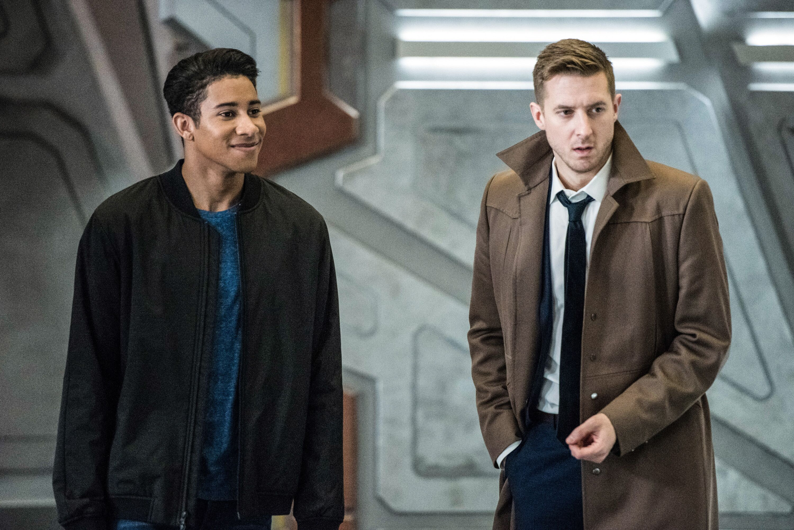 Rip Hunter might not be dead on Legends of Tomorrow