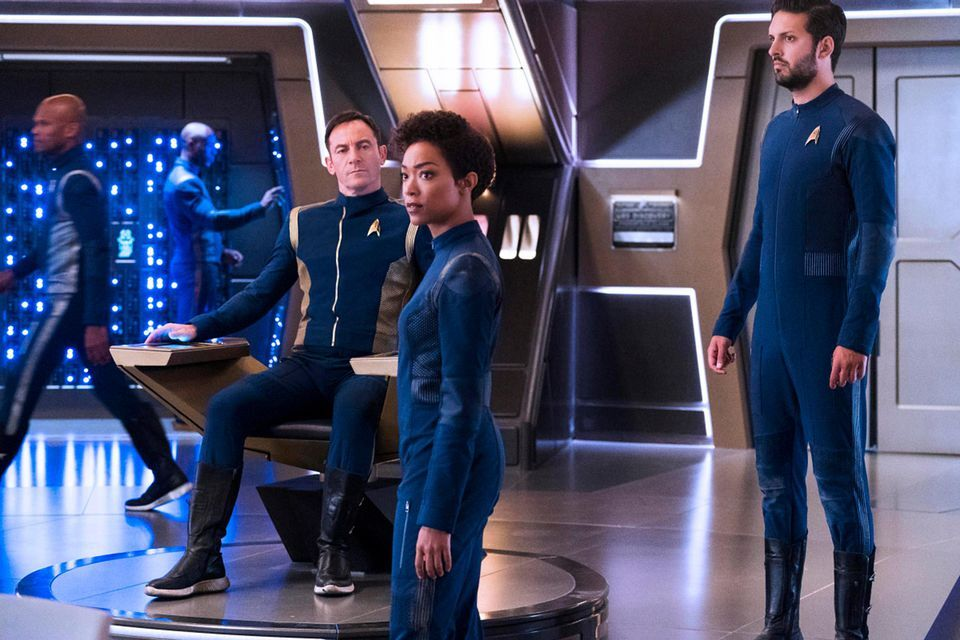 Star Trek: Discovery – New season 2 trailer and NYCC recap