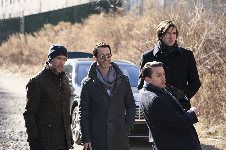 Succession Season 1 Episode 8 Recap Prague Has Even More Treachery