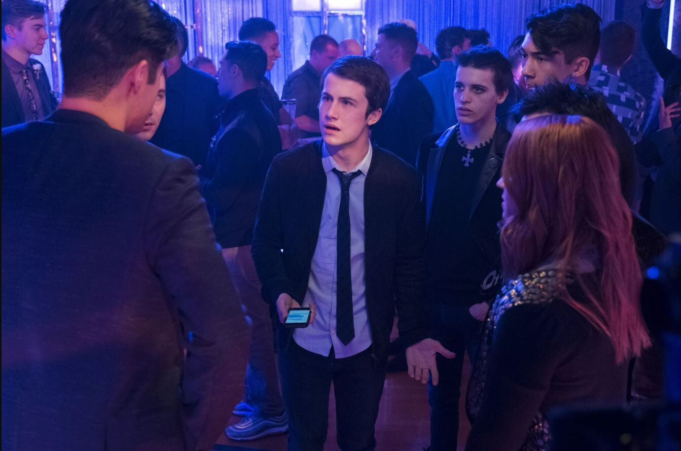Controversial 13 Reasons Why scene cut two years later