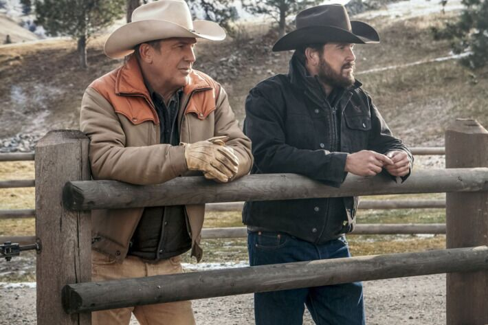 604d621cc Yellowstone: Kevin Costner on his reasons for joining the show