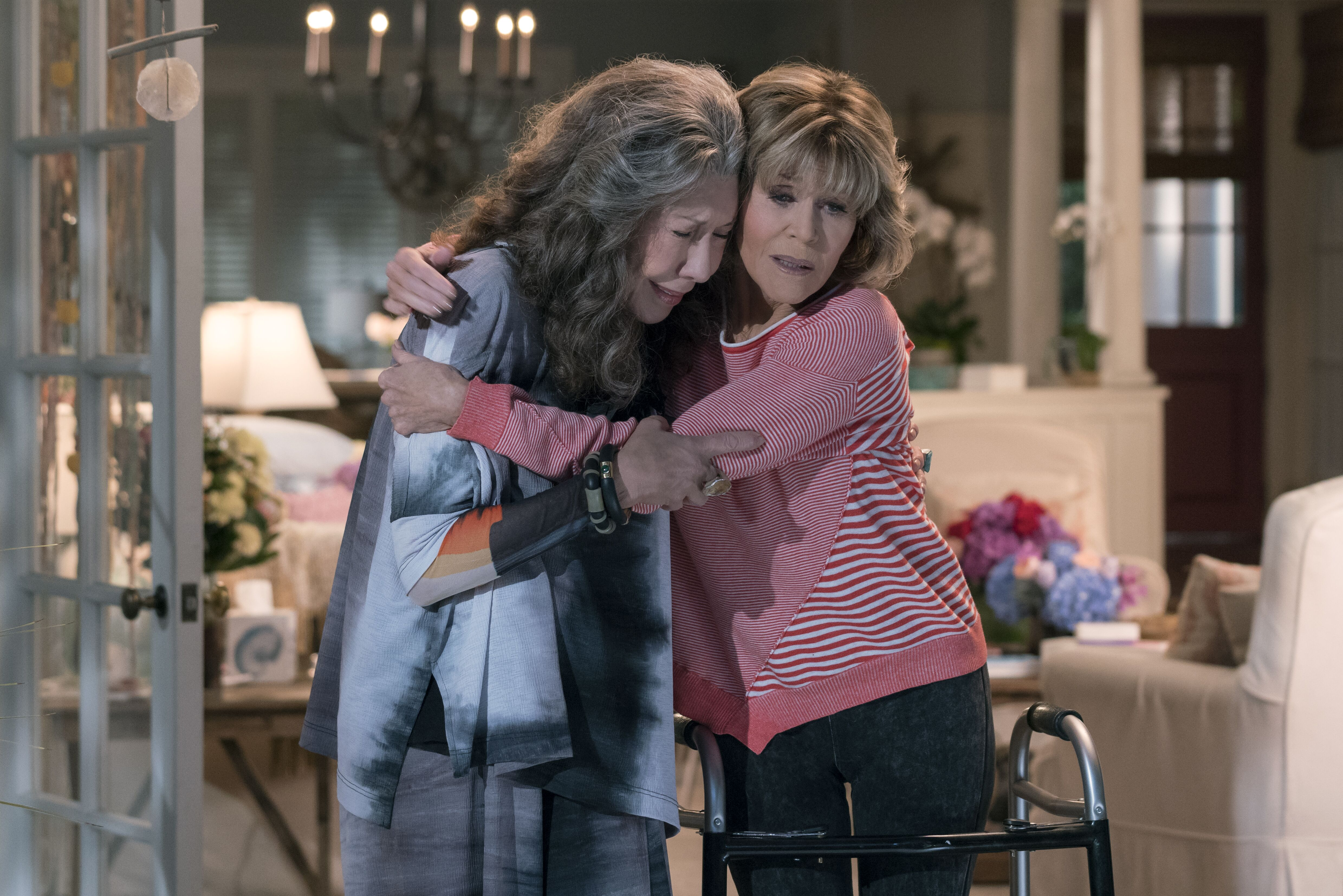 Grace and Frankie season 5 release date announced!