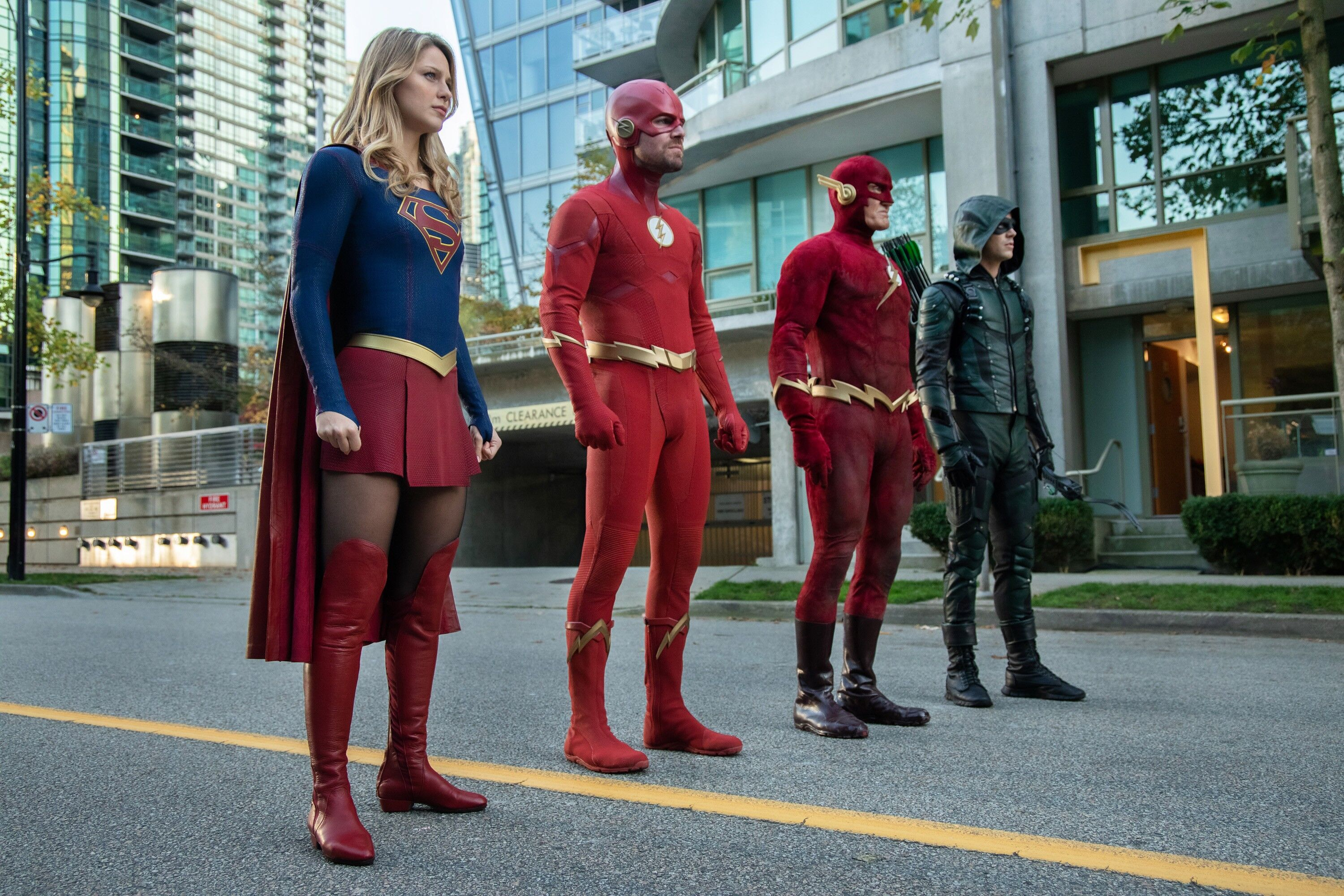 Elseworlds review: The Arrowverse is at its best during the crossover