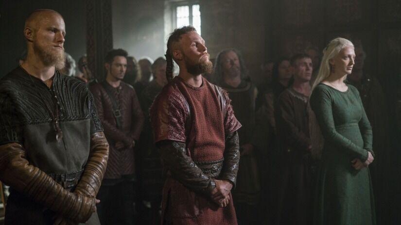 Vikings season 5, episode 14 recap: The Lost Moment