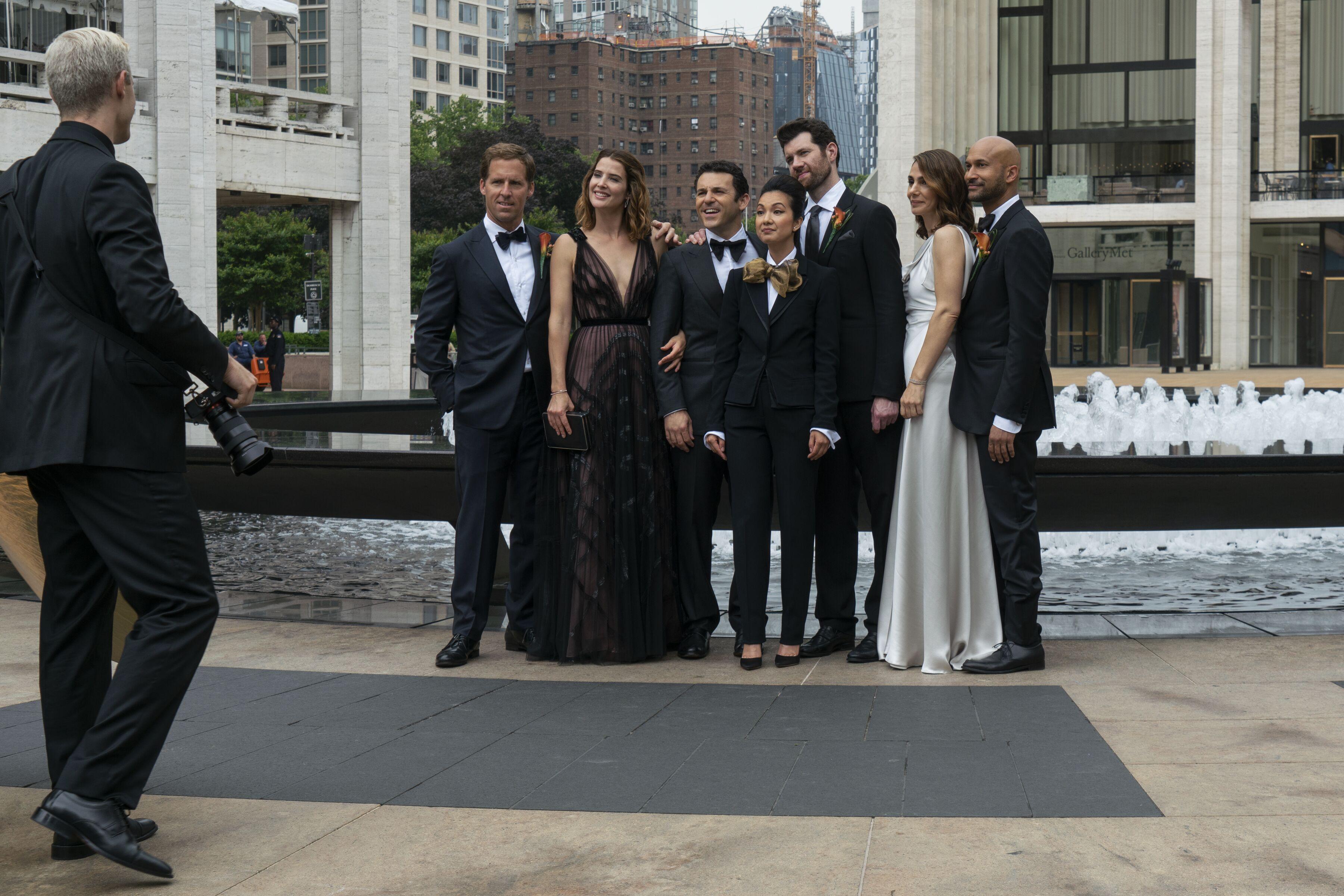 Friends from College season 2 finale recap: The Wedding