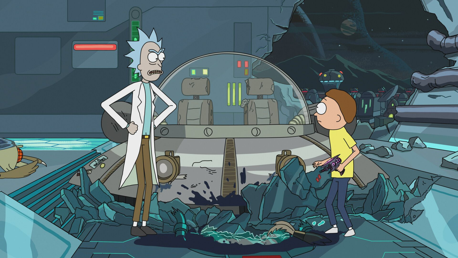 Rick and Morty season 4 premiere recap: Edge of Tomorty: Rick Die Rickpeat