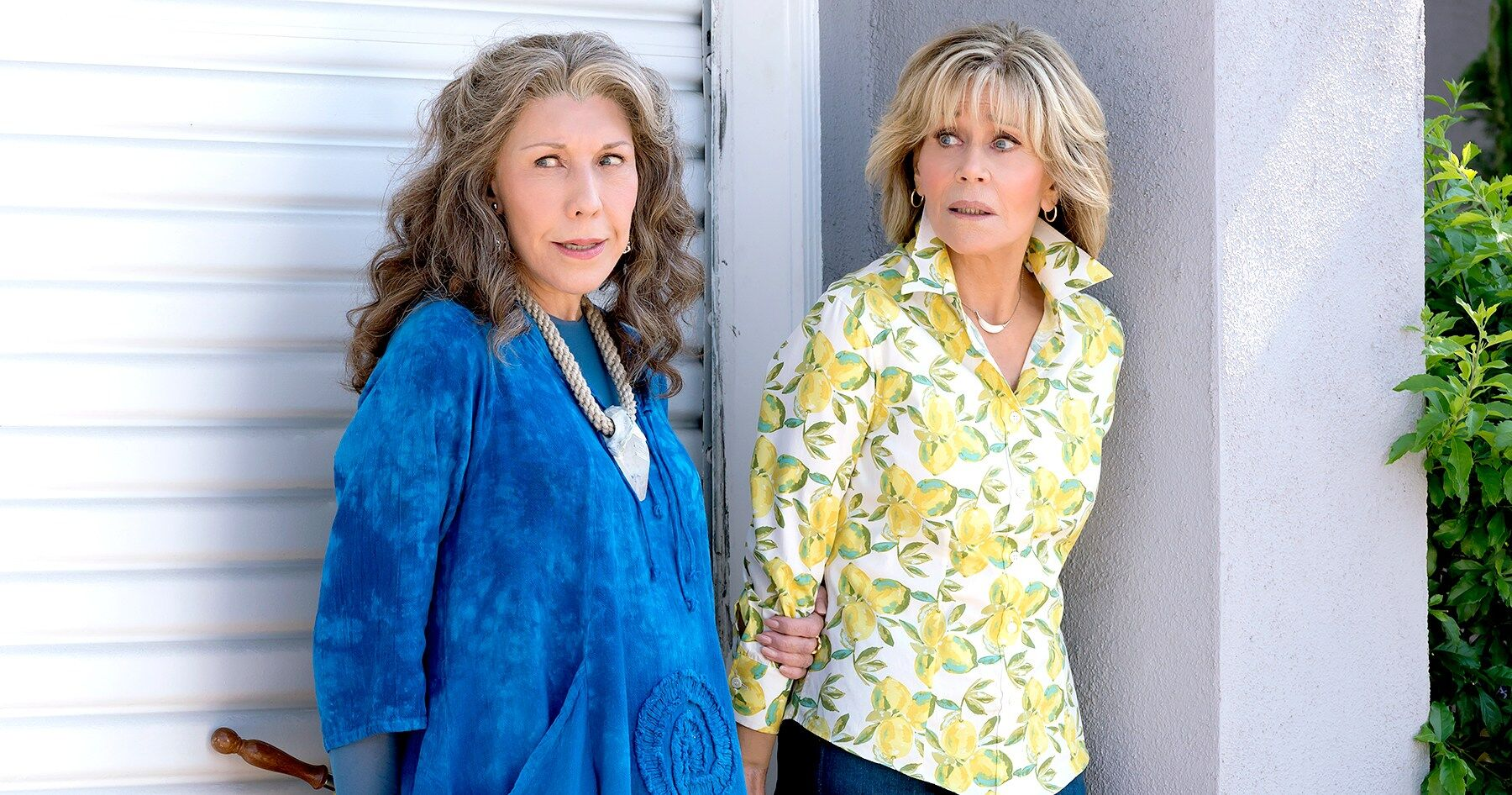 Grace and Frankie renewed for a final season and sets season 6 premiere date