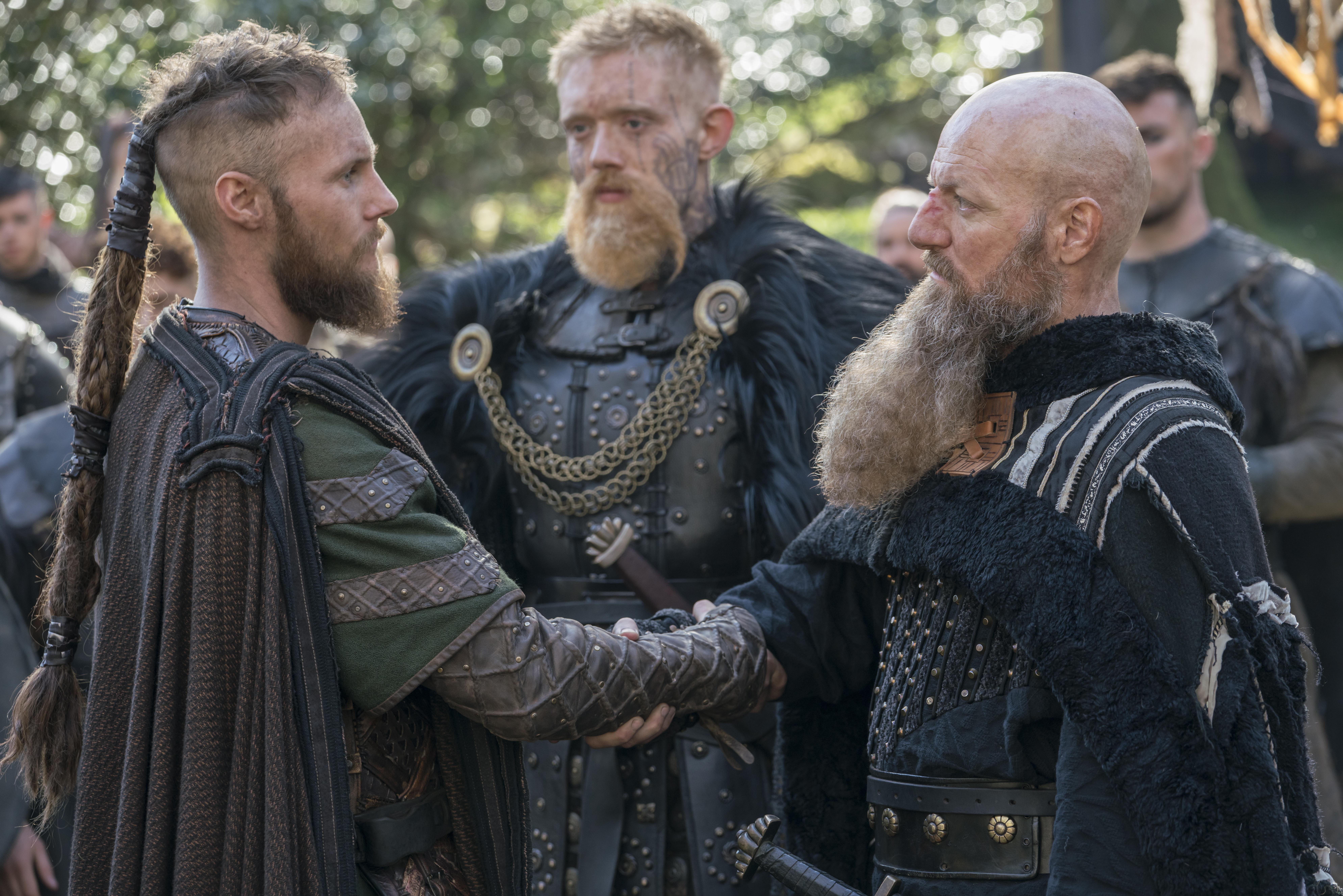 eab3b03a Vikings season 5, episode 18 recap: Baldur