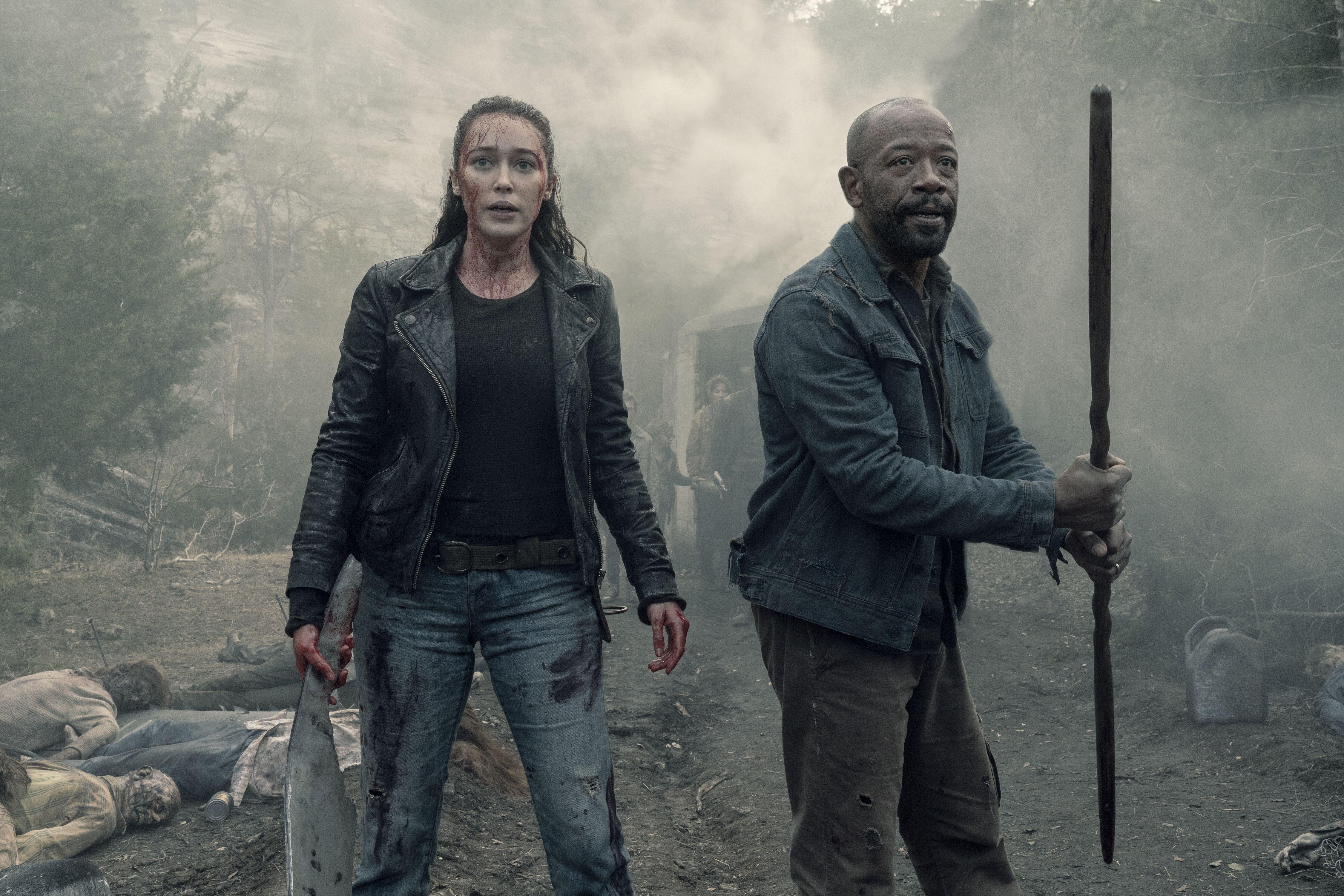 Fear the Walking Dead gets premiere date for season 5