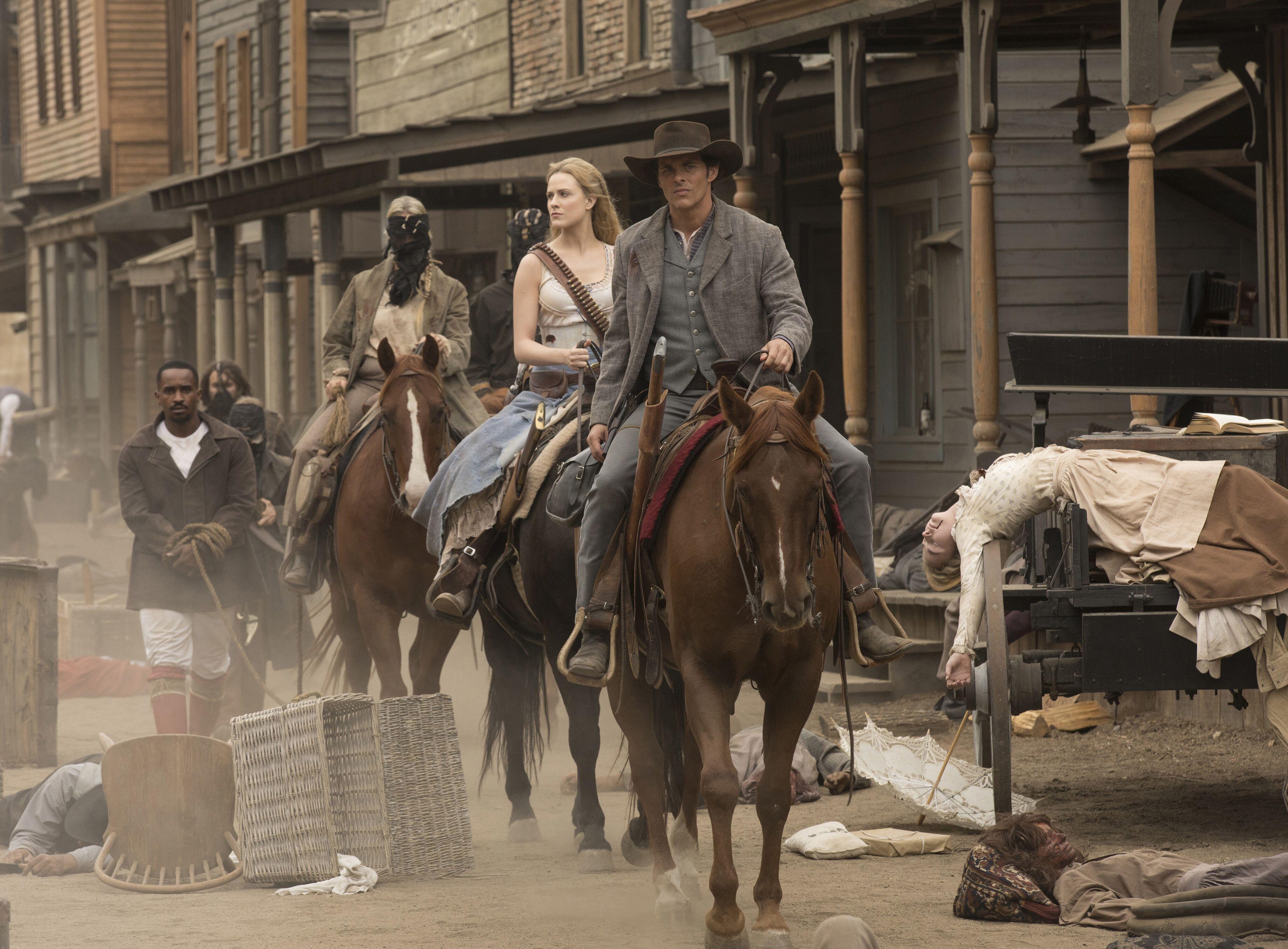 Editorial: Do long breaks hurt shows like HBO's Westworld?